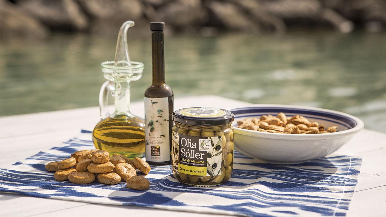 Oliven und Olivenöl im Jumeirah Port Soller Hotel & Spa