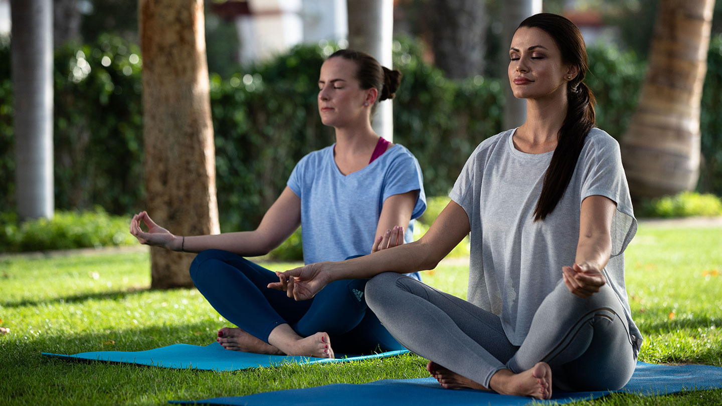 Jumeirah Talise Fitness Yoga Women