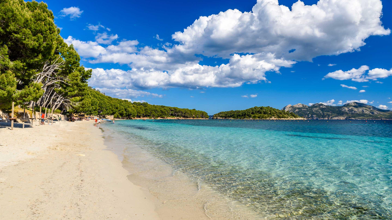 6-Strand-Formentor-Mallorca