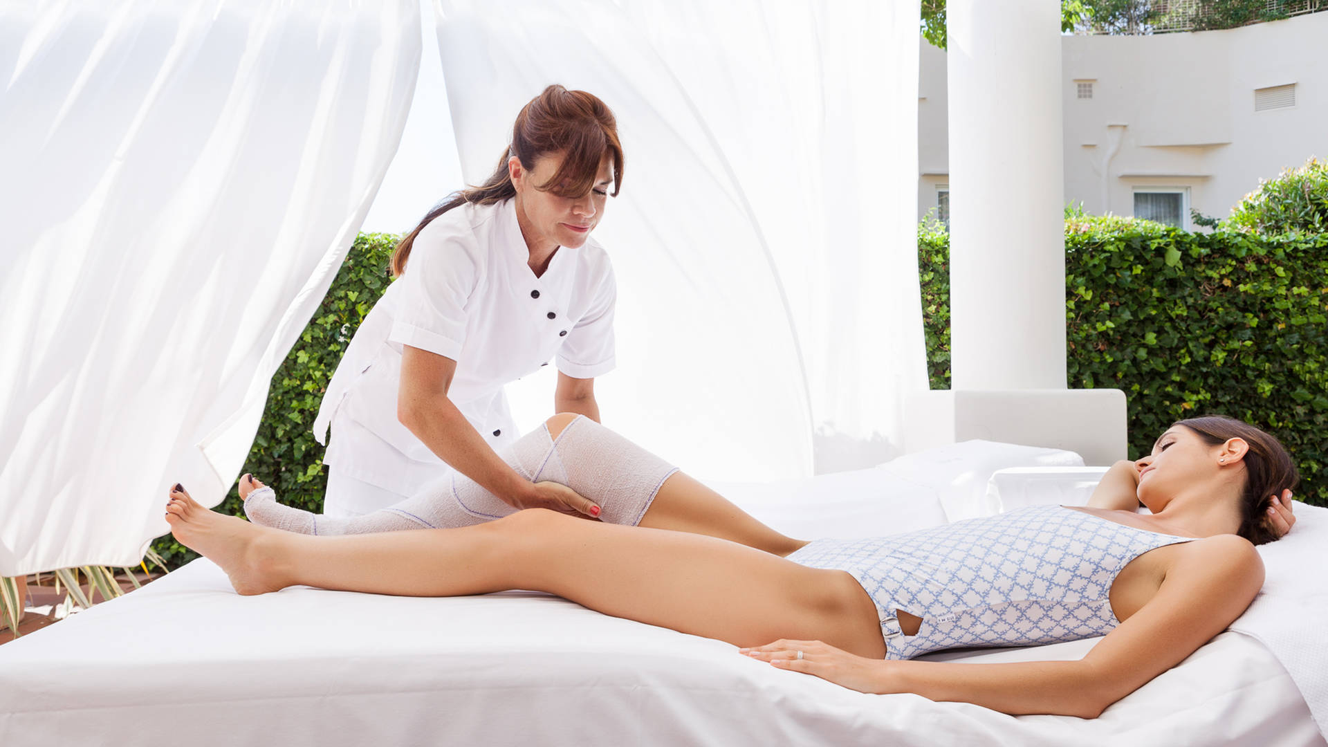 Jumeirah Capri Palace Capri Beauty Farm Specialized Massage