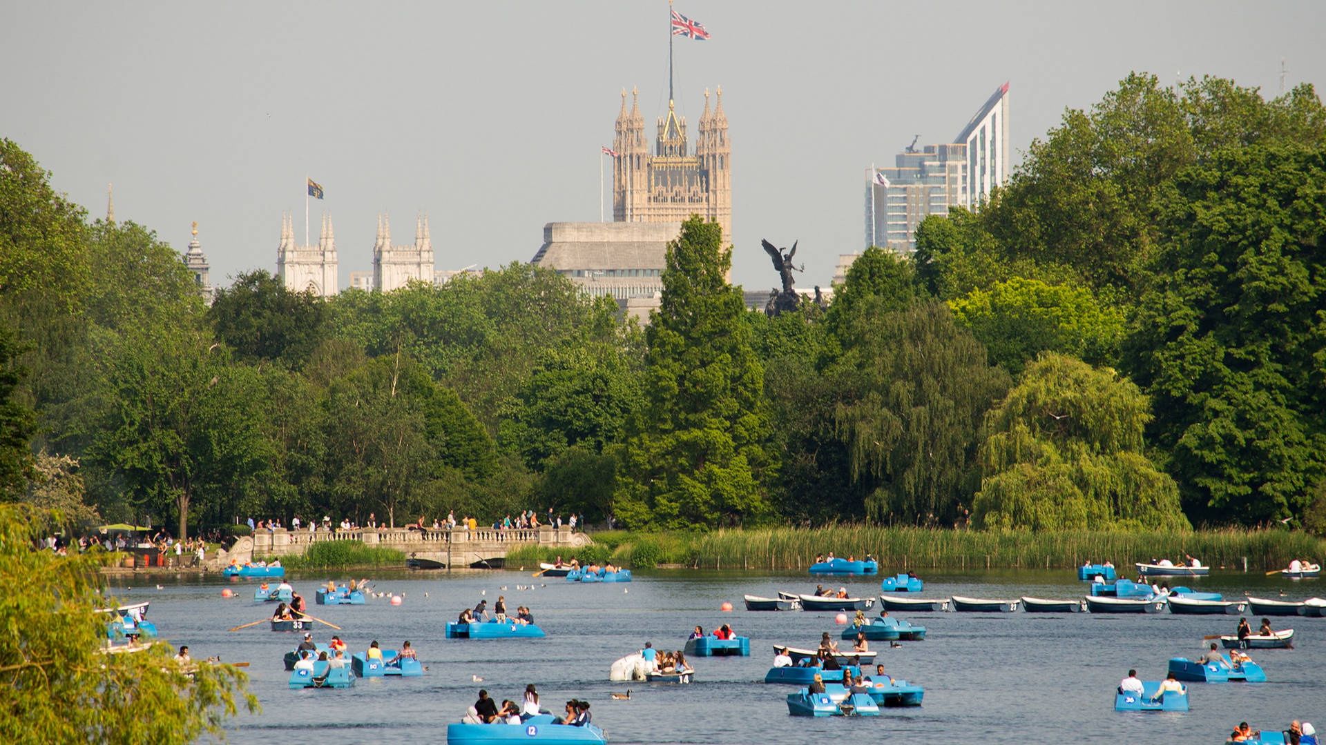 hyde park romantic walks europe