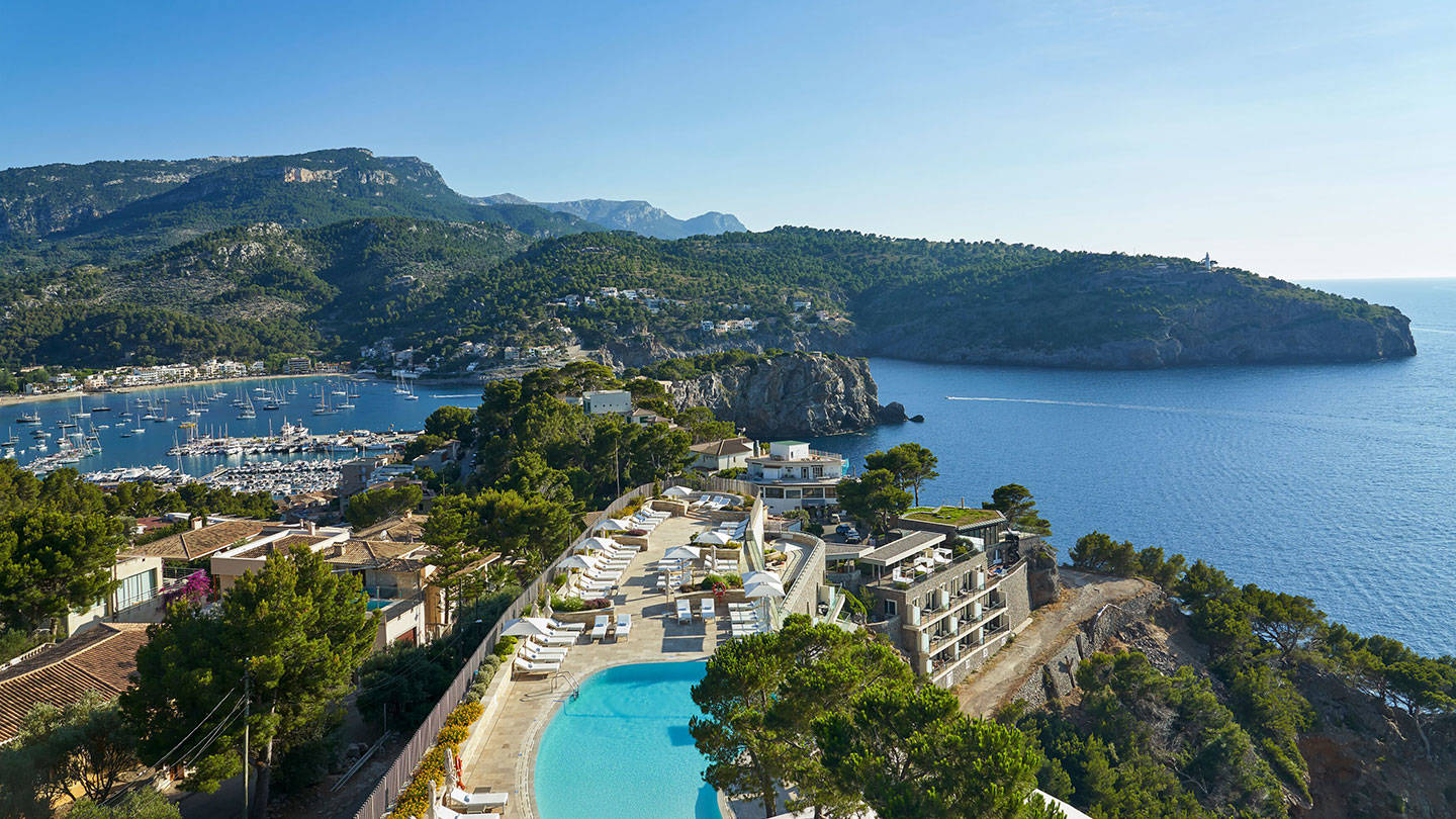 Jumeirah Port Soller Views and Sa Talaia Pool