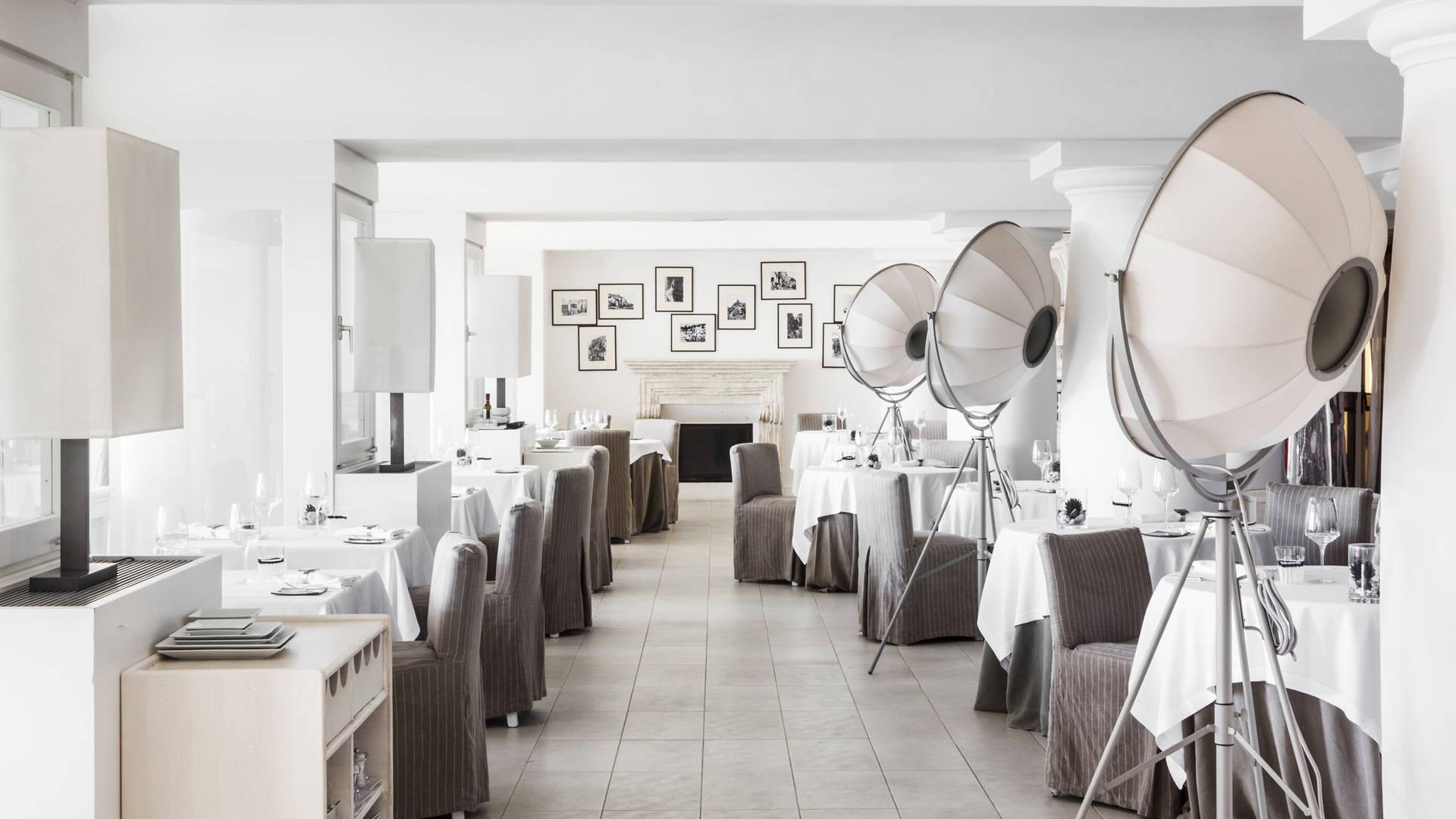 Capri Palace Jumeirah Olivio Restaurant