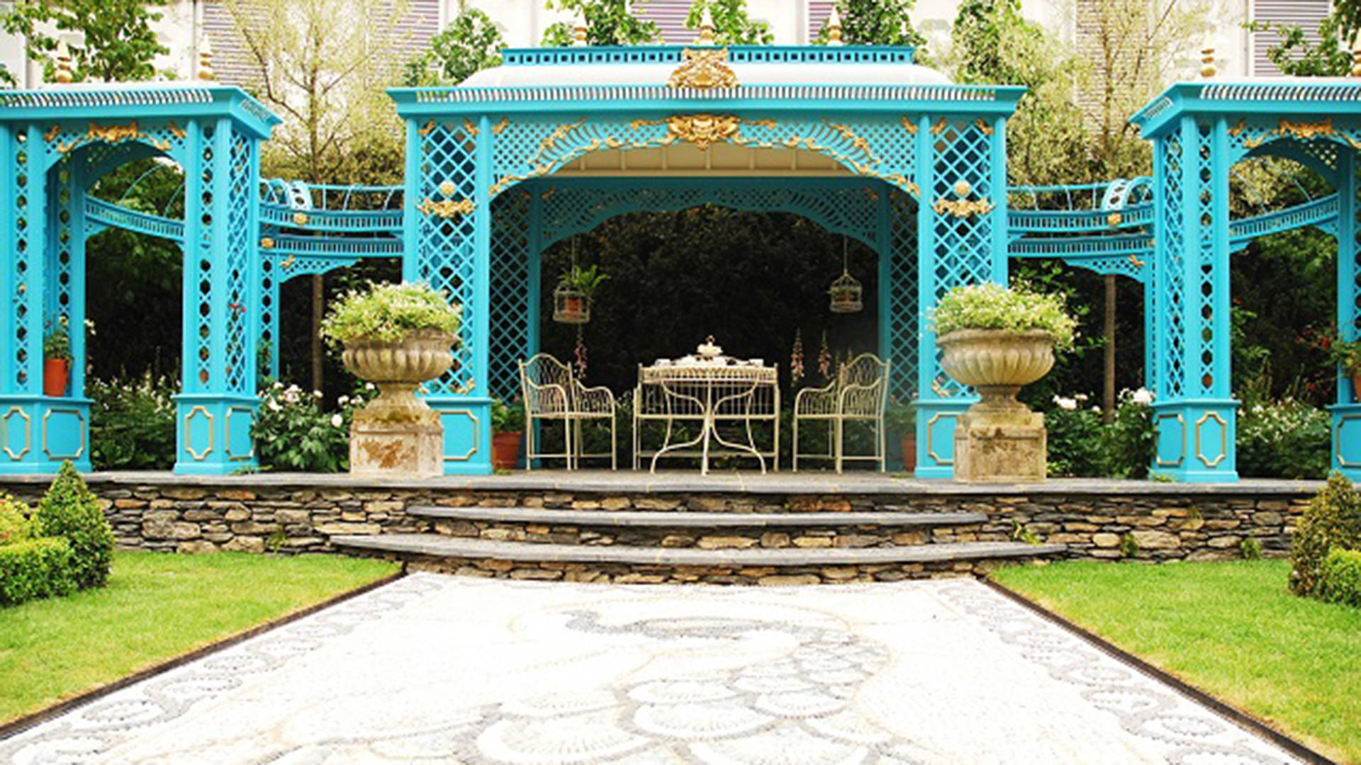 الحدائق في تشيلسي