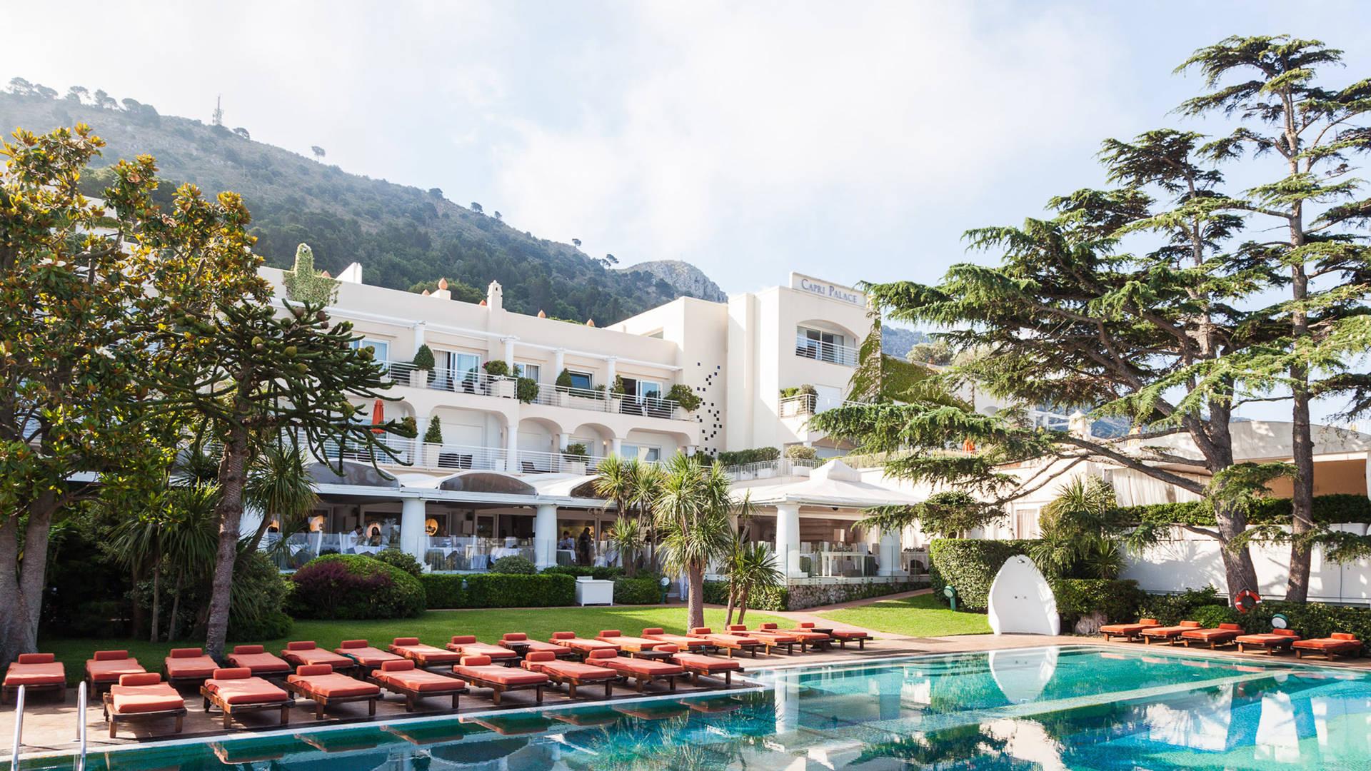 Capri Palace Jumeirah_Main_Pool