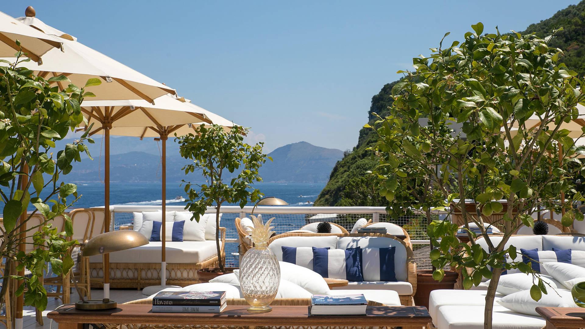 Capri Palace Il Riccio Beach Club