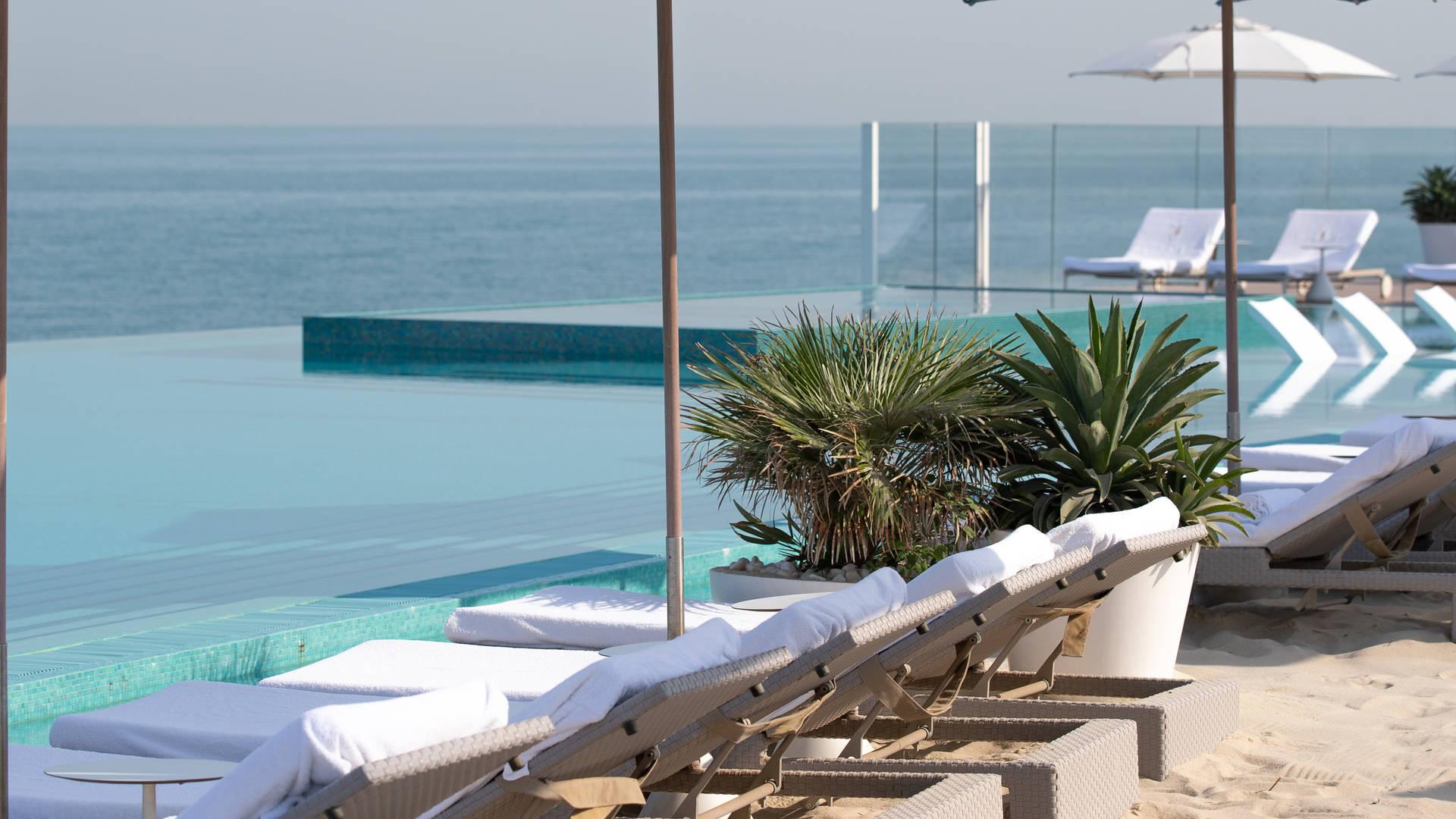 The Terrace Beach Club Burj Al Arab