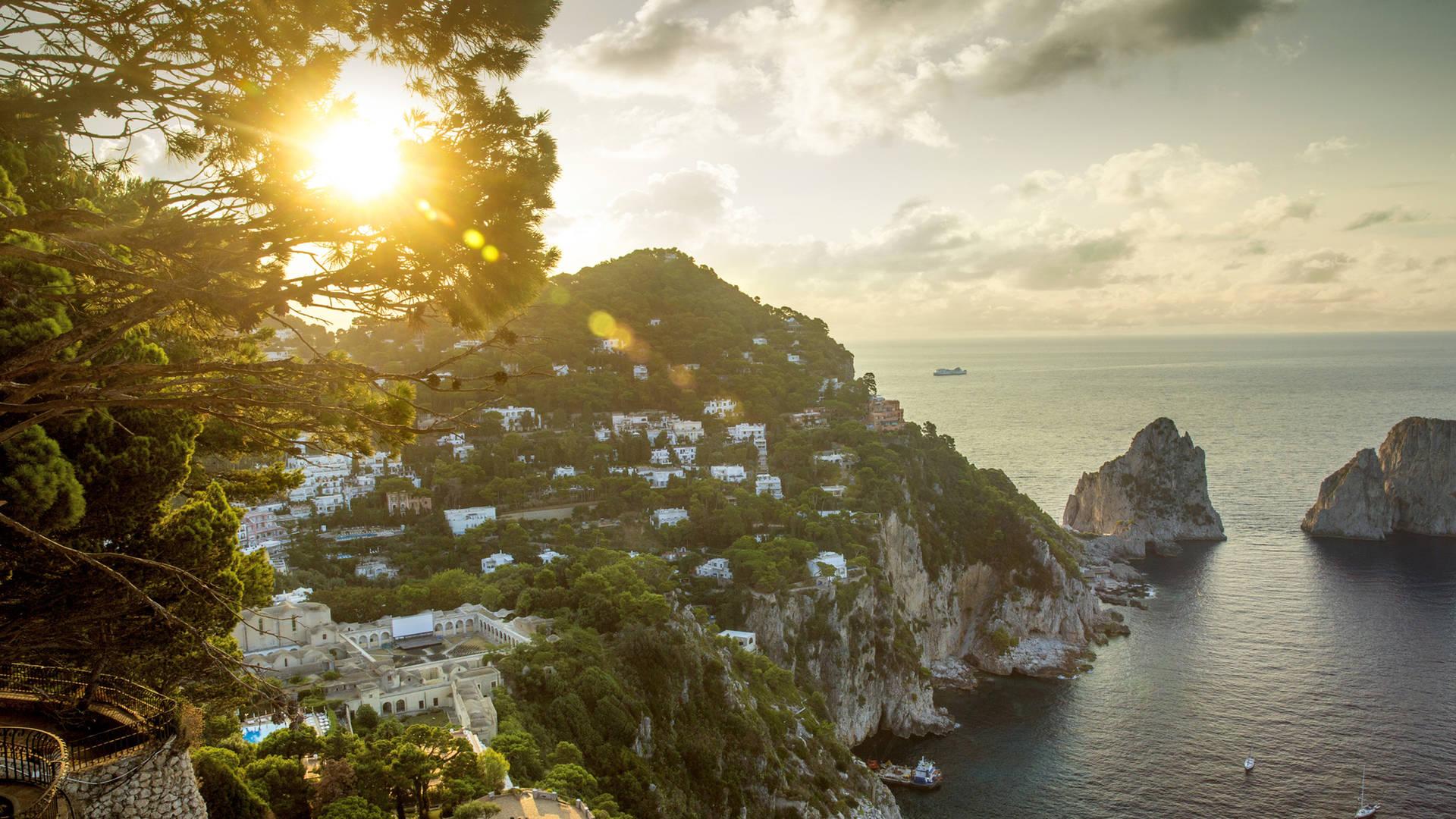 Capri Island Weather Destination Guide