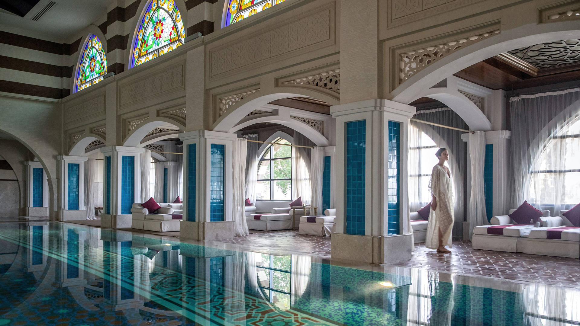 Talise Ottoman Spa interior