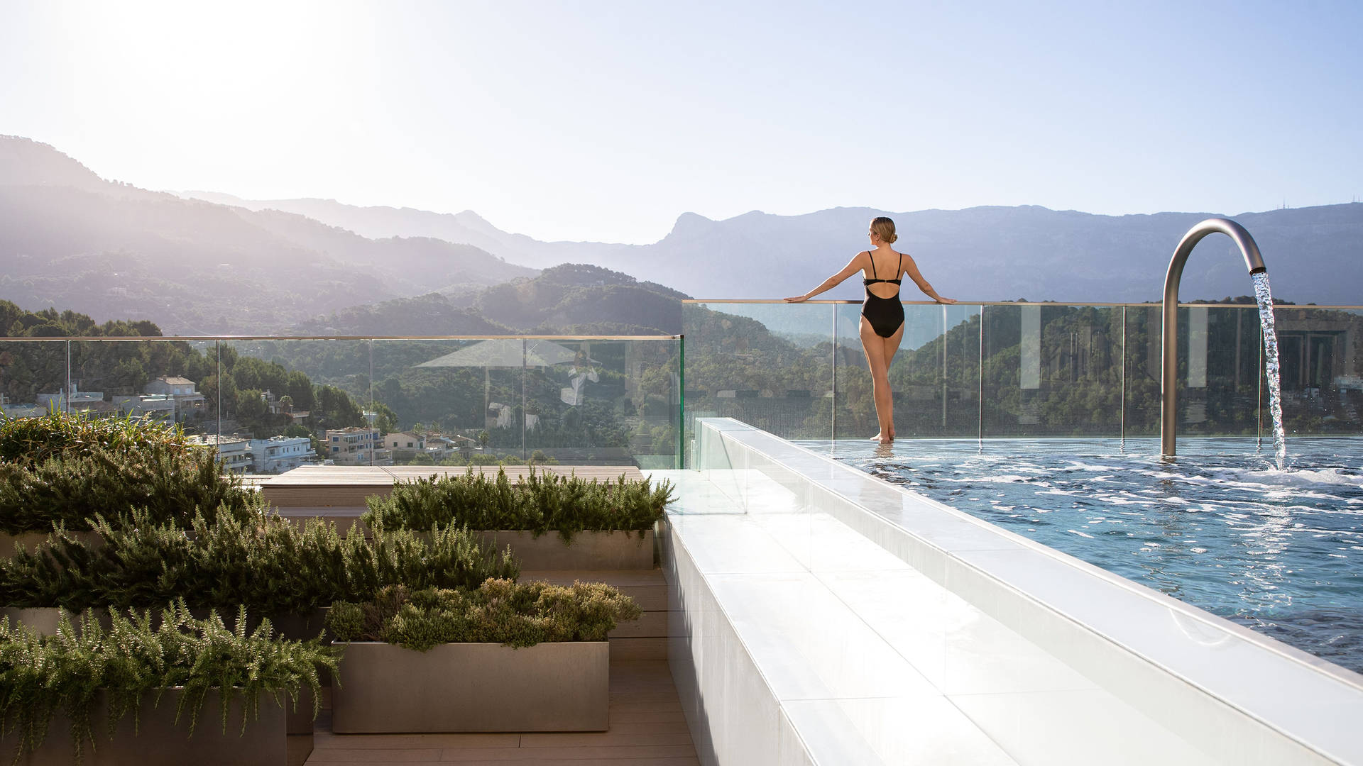 Jumeirah Port Soller spa wellness hydro pool