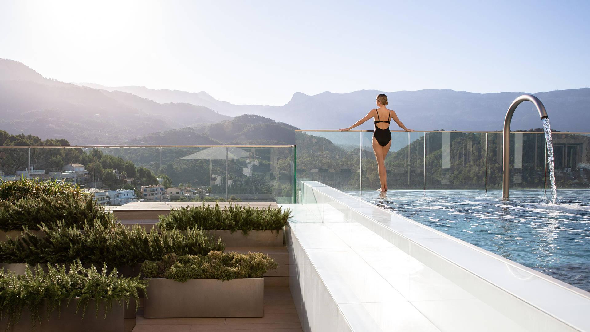Jumeirah Port Soller spa wellness hydro pool