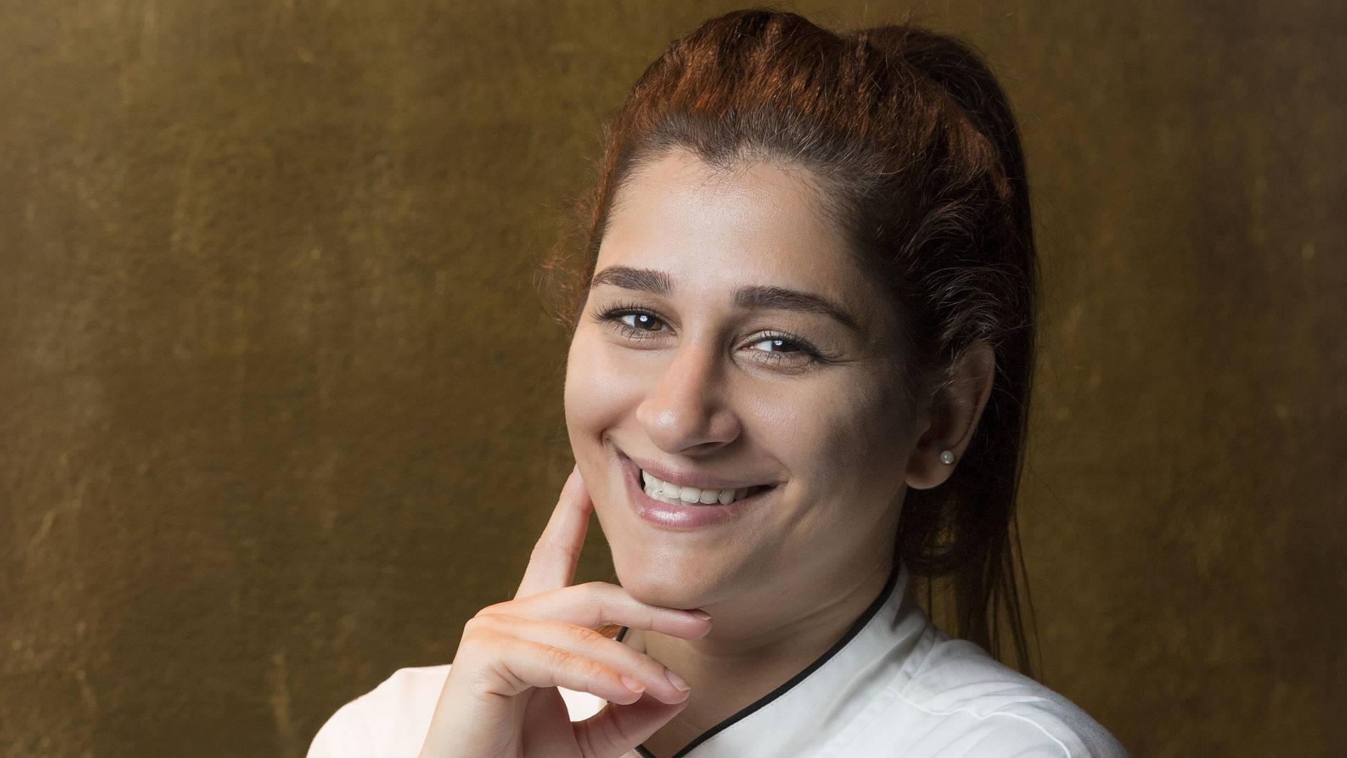 Jumeirah Chef Sahar Parham Al Awadhi