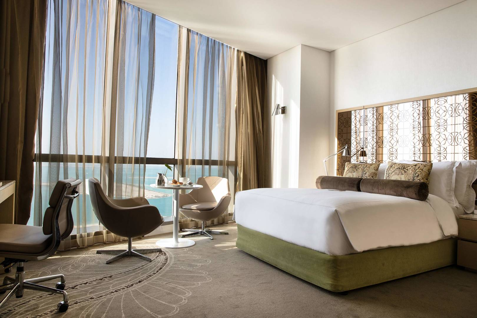 Jumeirah at Etihad Towers Two Bedroom Family Room