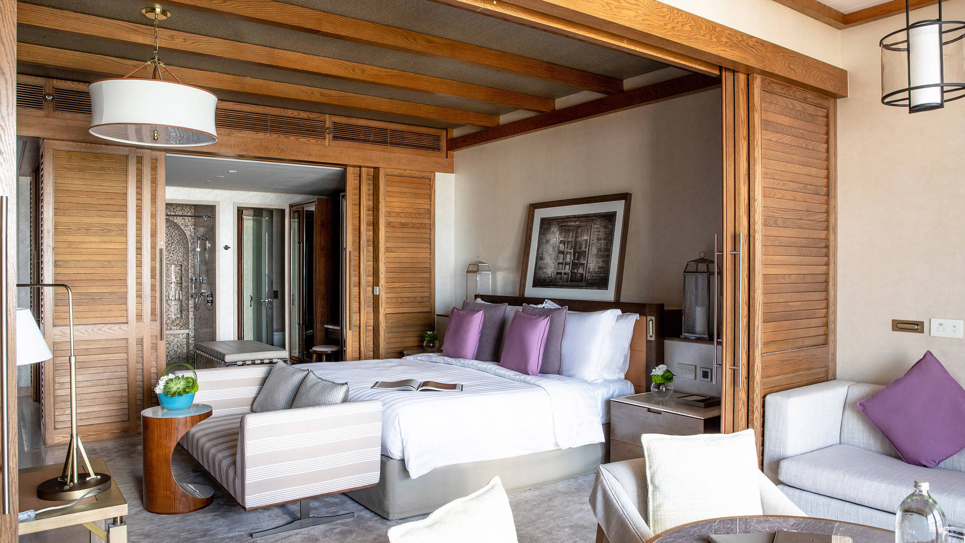 Jumeirah Al Naseem Ocean Resort Superior Bedroom