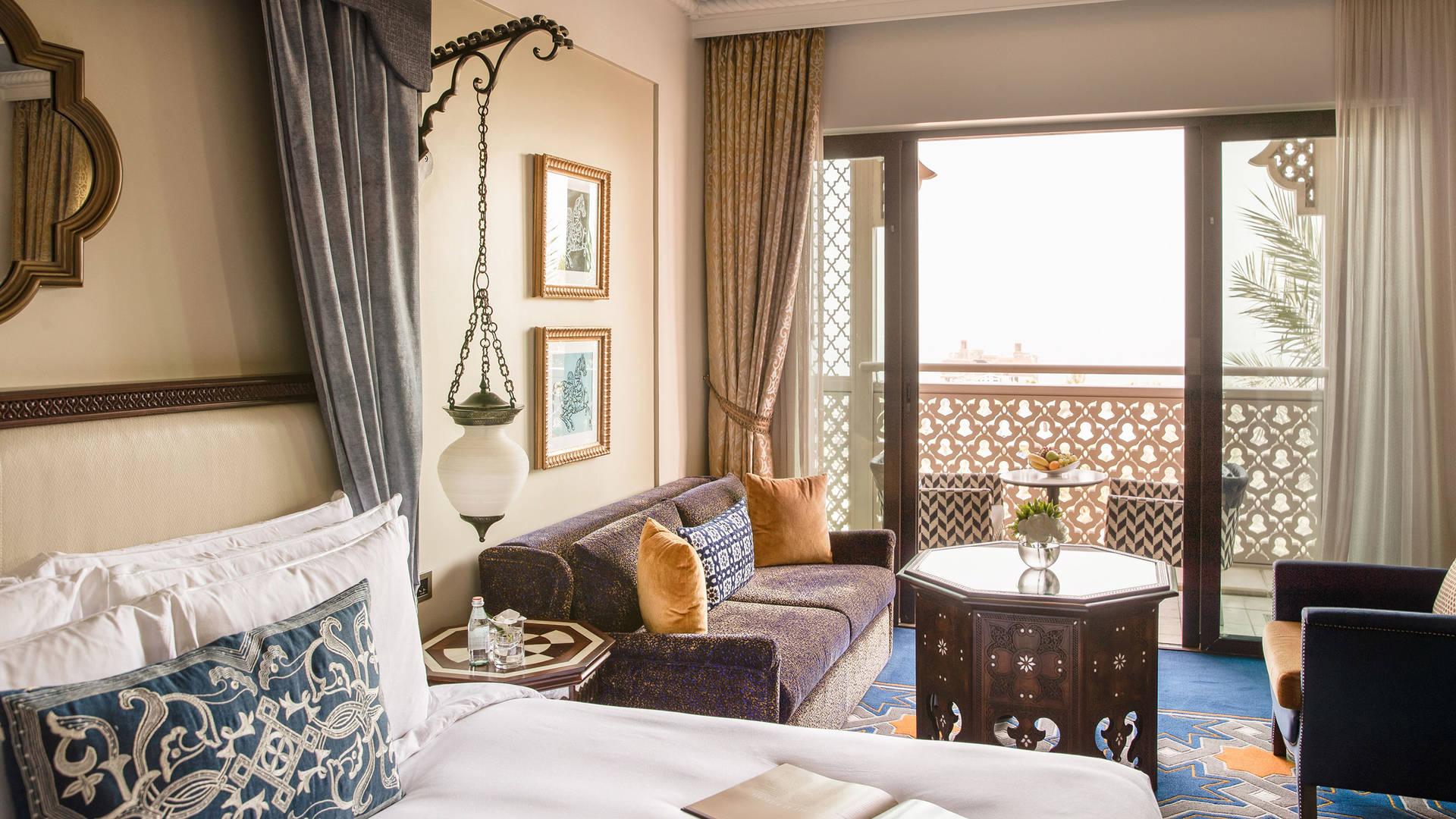 Executive Ocean Room Jumeirah Al Qasr