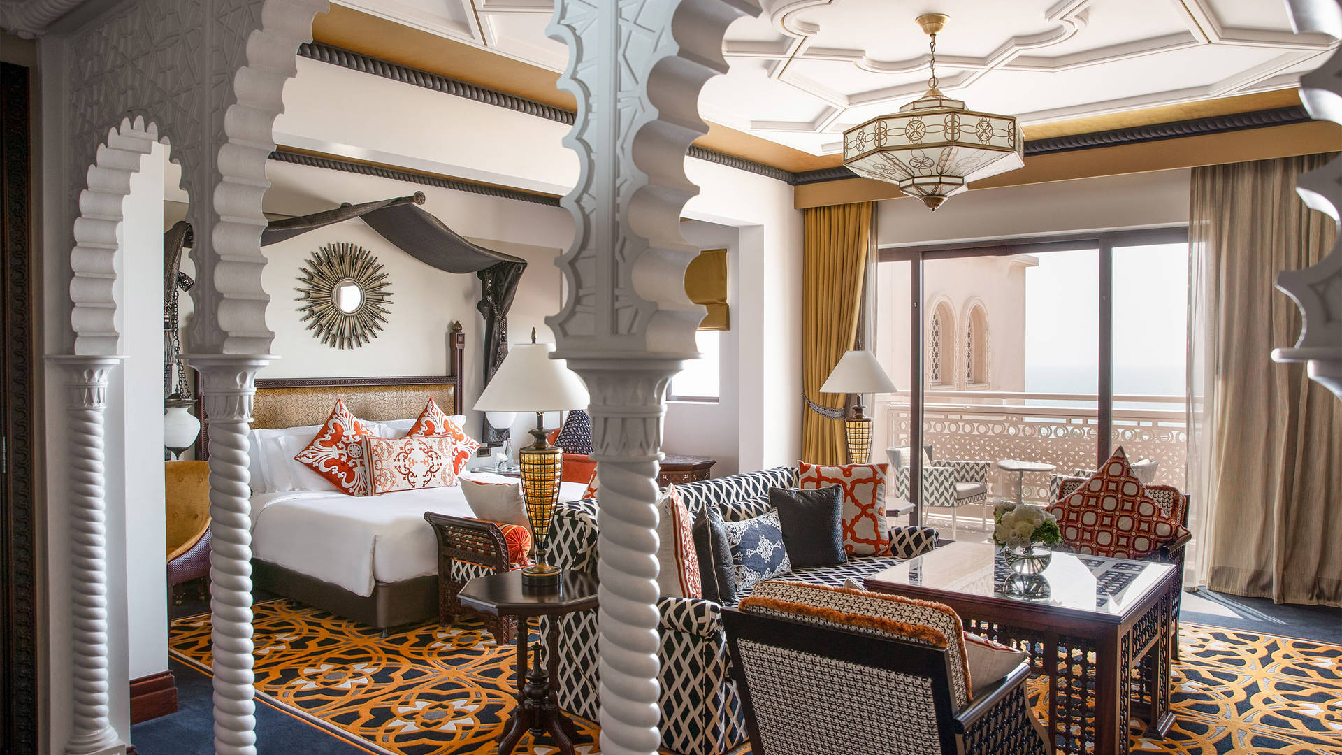 Junior-Ocean-Suite at Jumeirah-Al-Qasr