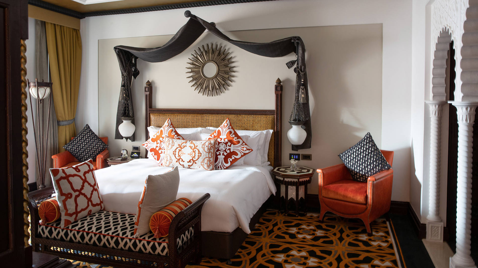 one-bed-Arab-Suite at Jumeirah Al-Qasr