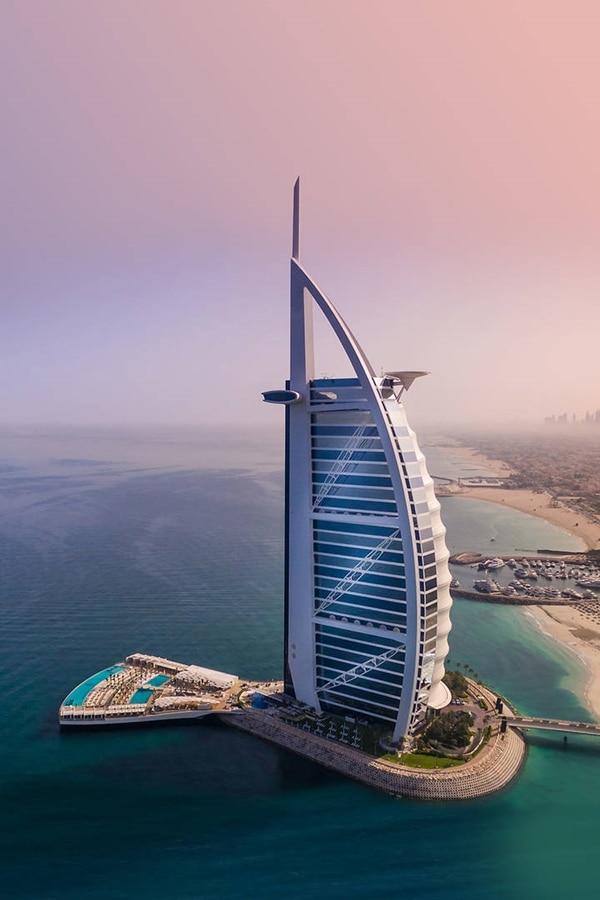 Отель burj al arab дубай описание купить недвижимость дешево в дубае
