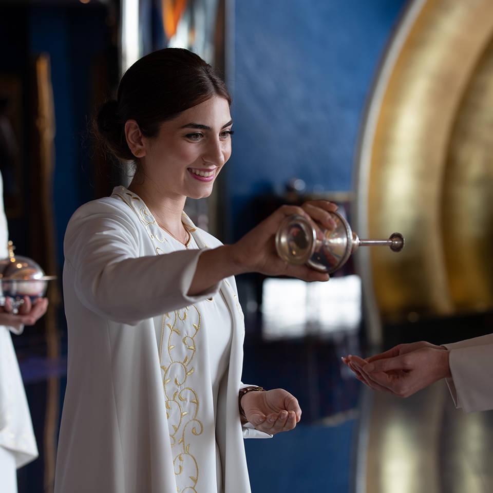 Burj Al Arab Guest Service