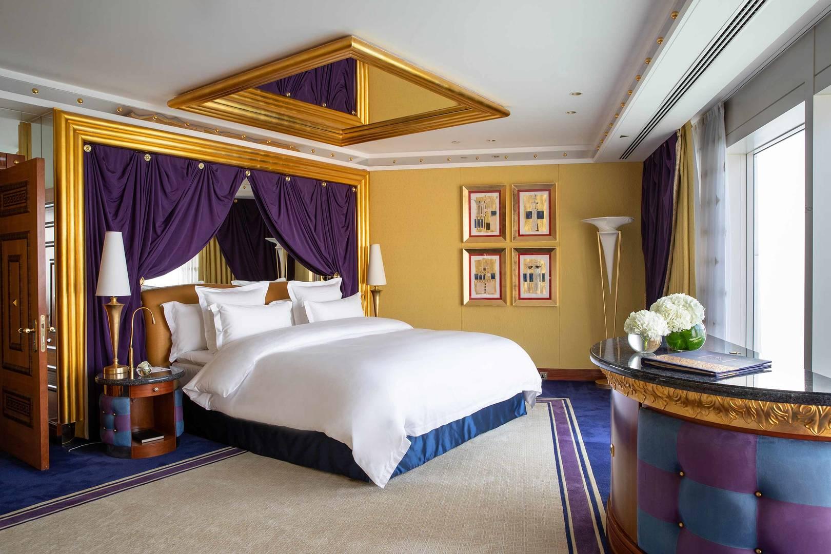 Deluxe One Bedroom Suite Burj Al Arab Jumeirah
