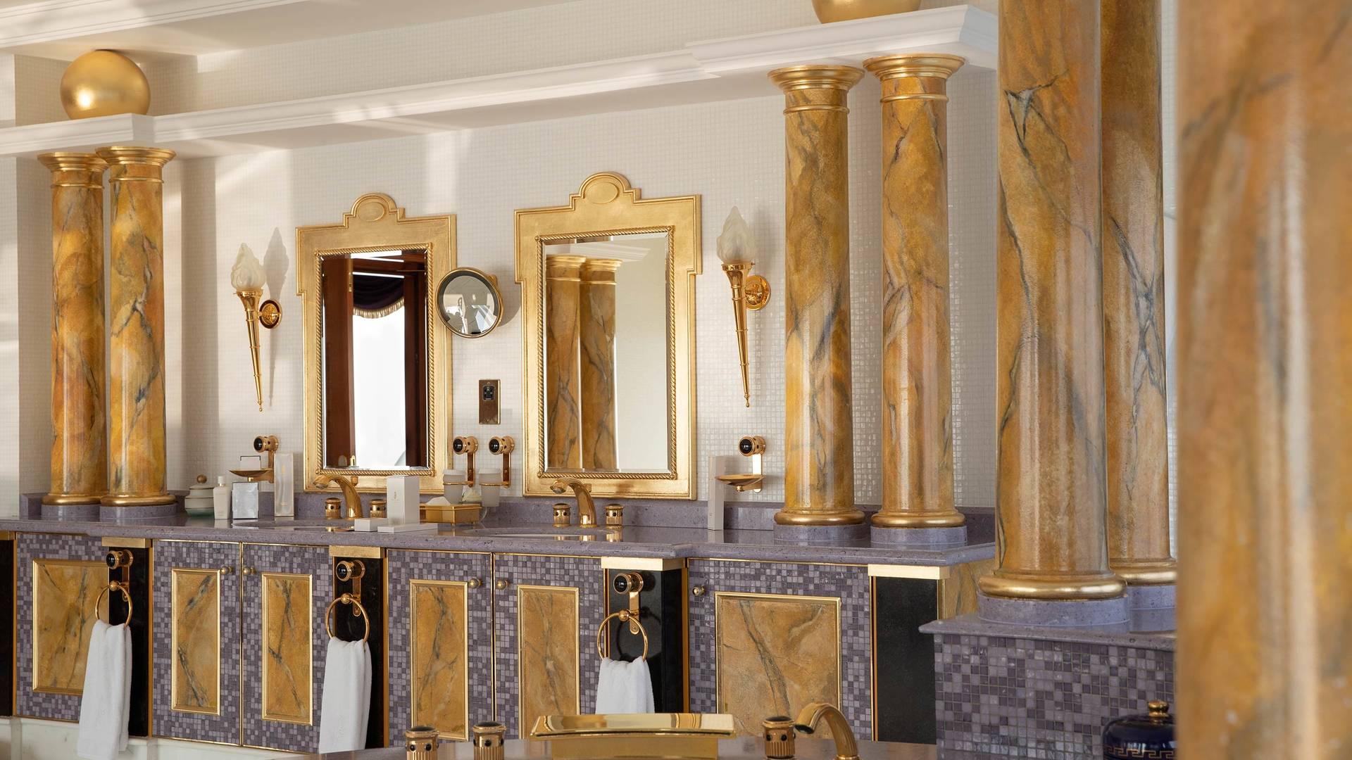 Jumeirah Burj Al Arab Presidential suite bathroom_16-9