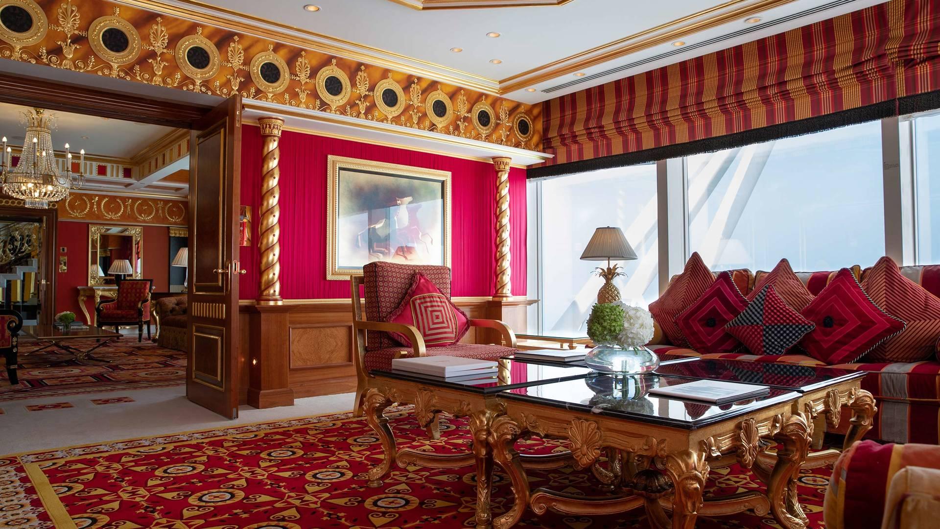 Jumeirah Burj Al Arab royal suite livingroom_16-9