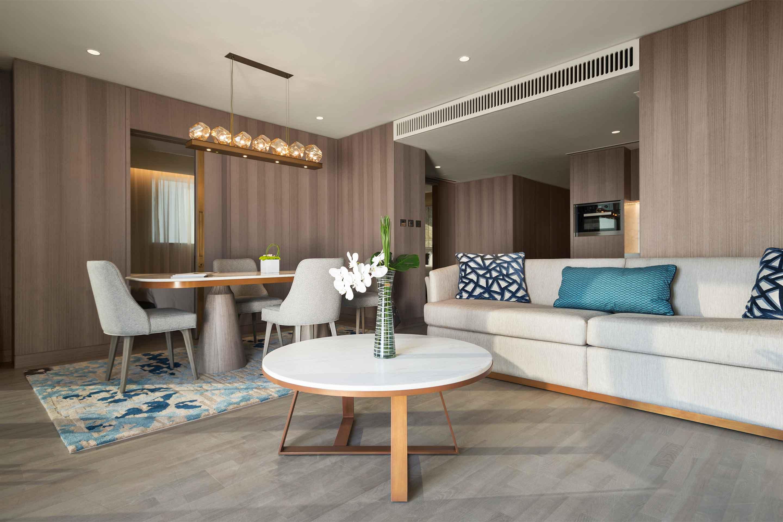 Lyuks Three Bedroom Ocean Otel Jumeirah Beach Hotel Jumeirah