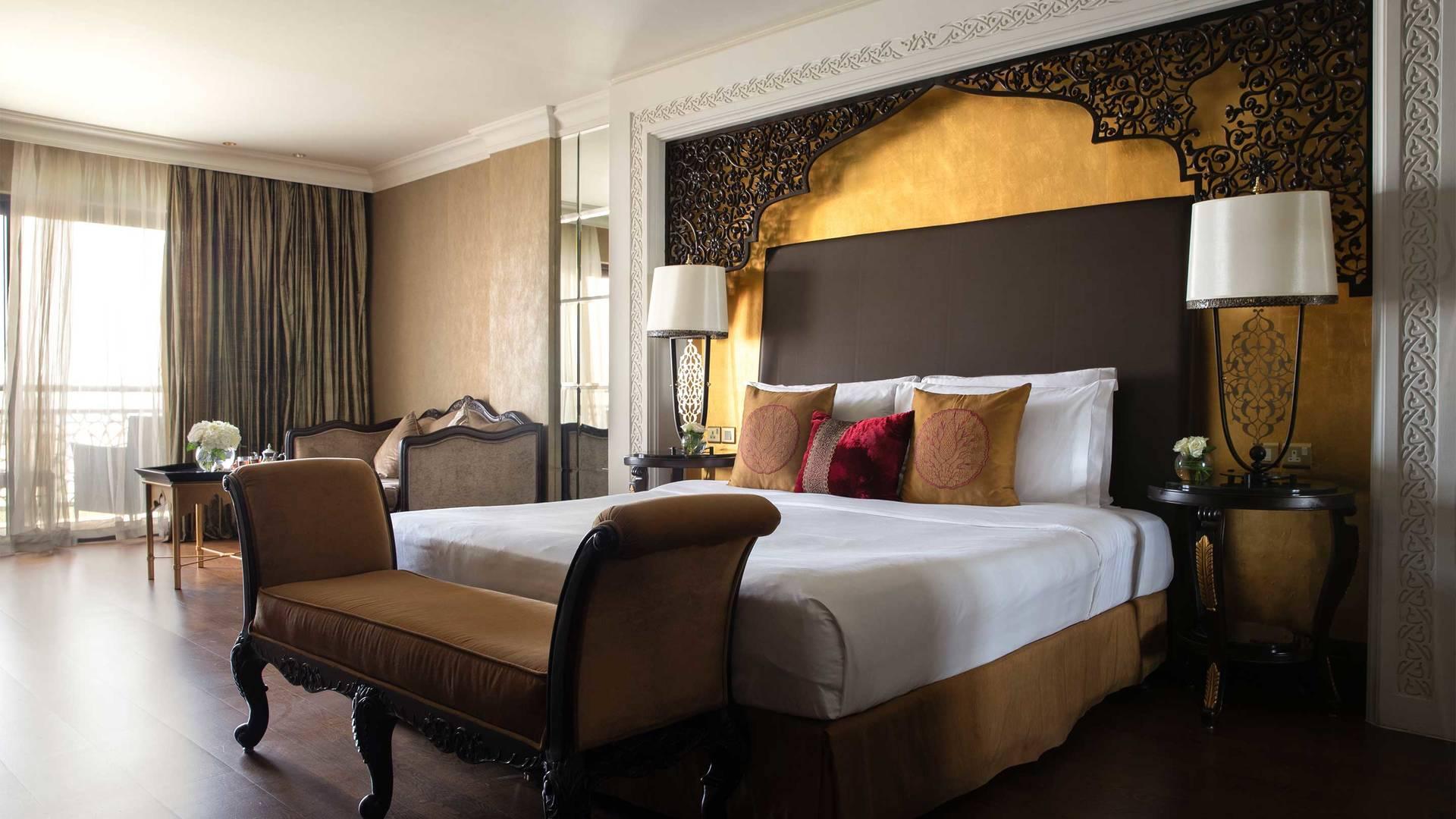 16-9 Room Jumeirah Zabeel Saray Deluxe Arabian King
