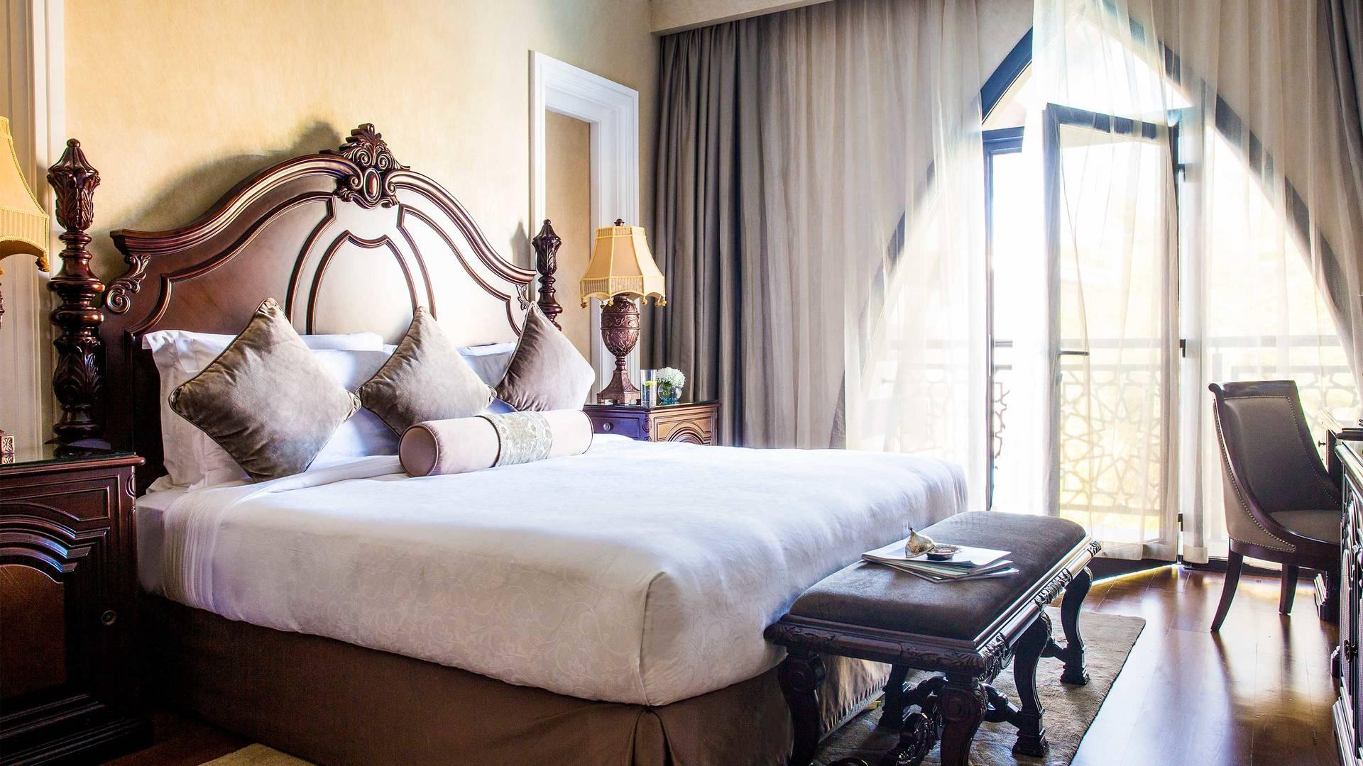 16-9 Room Jumeirah Zabeel Saray Royal Residences King Bed