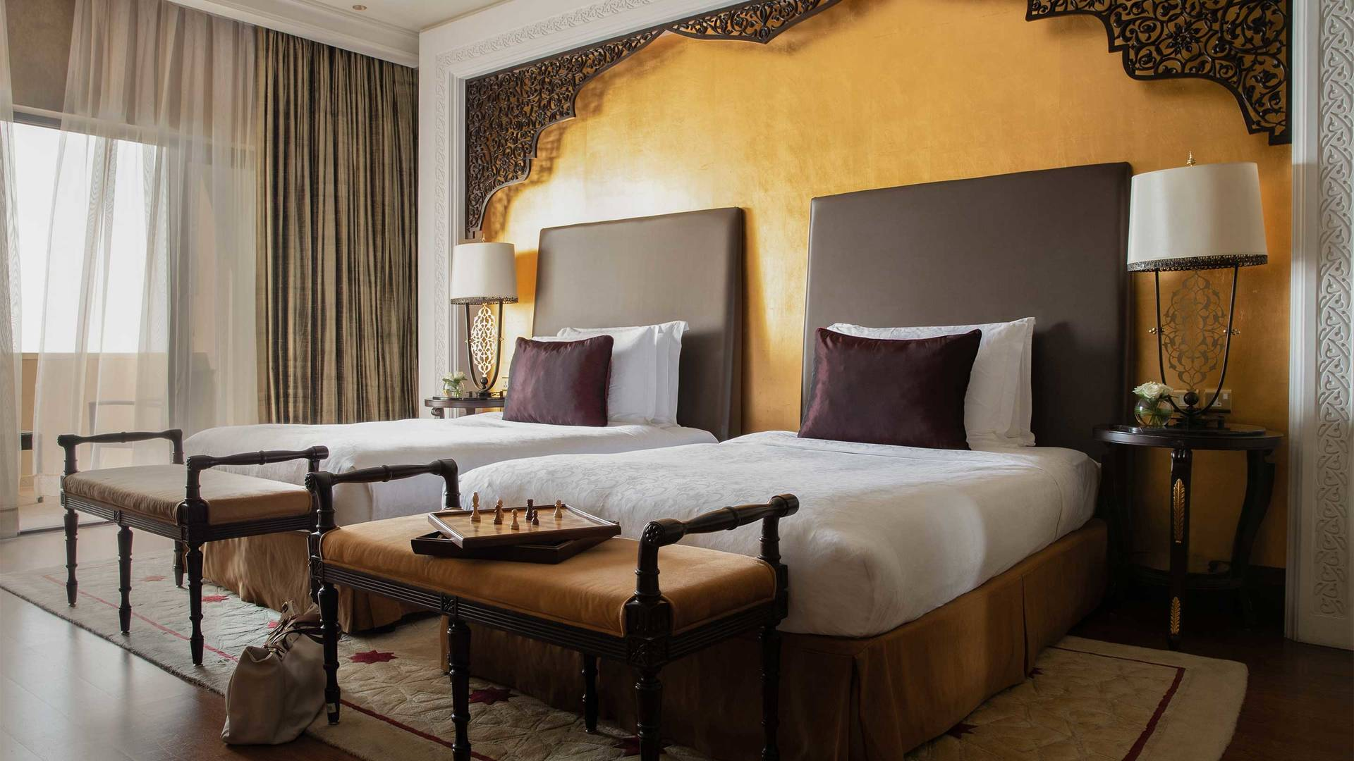 16-9 Room Jumeirah Zabeel Saray Two Bedroom-Suite Twin Bed