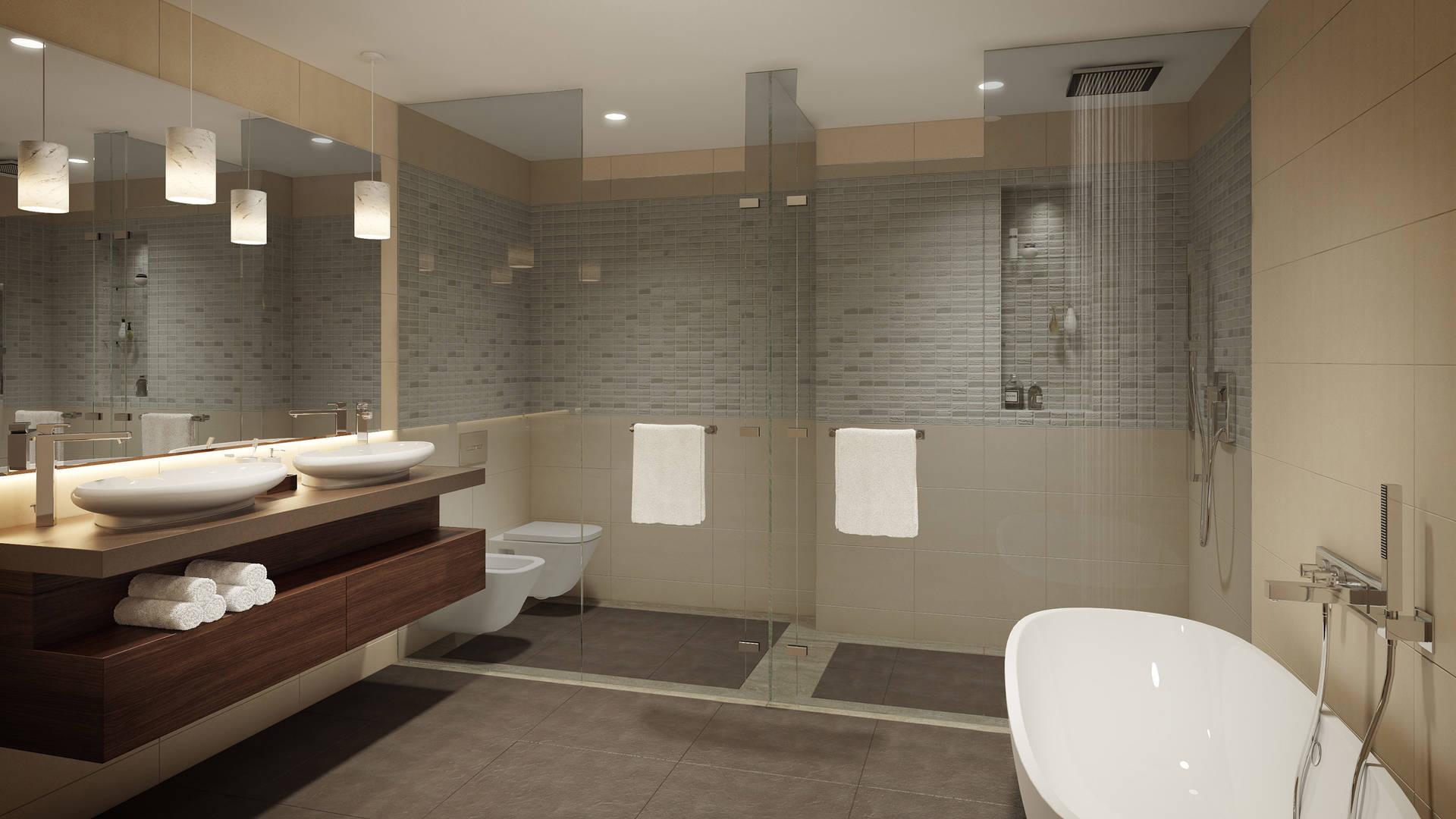 Jumeirah Living Marina Gate Bathroom