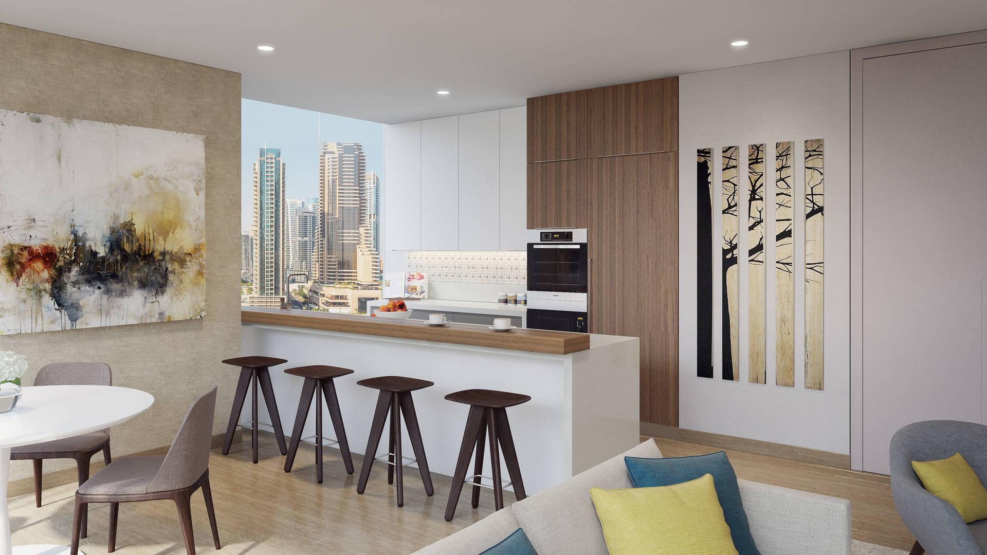Jumeirah Living Marina Gate Kitchen