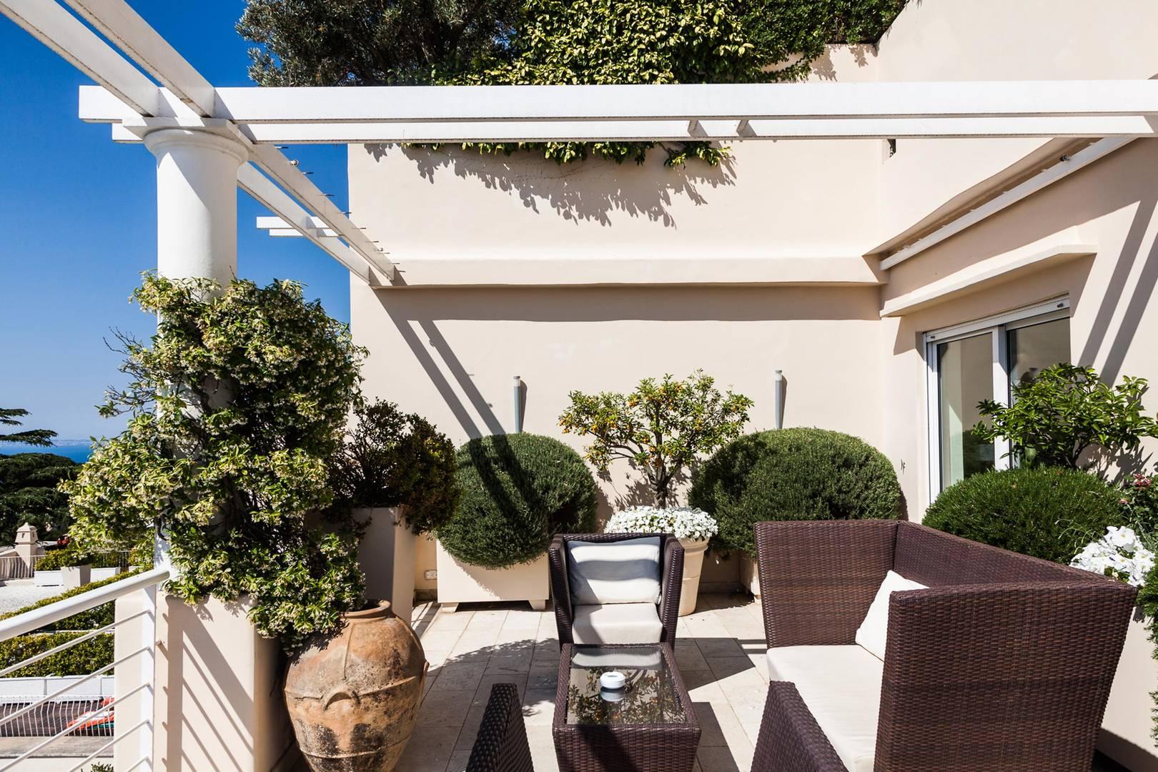 Callas Suite Terrace