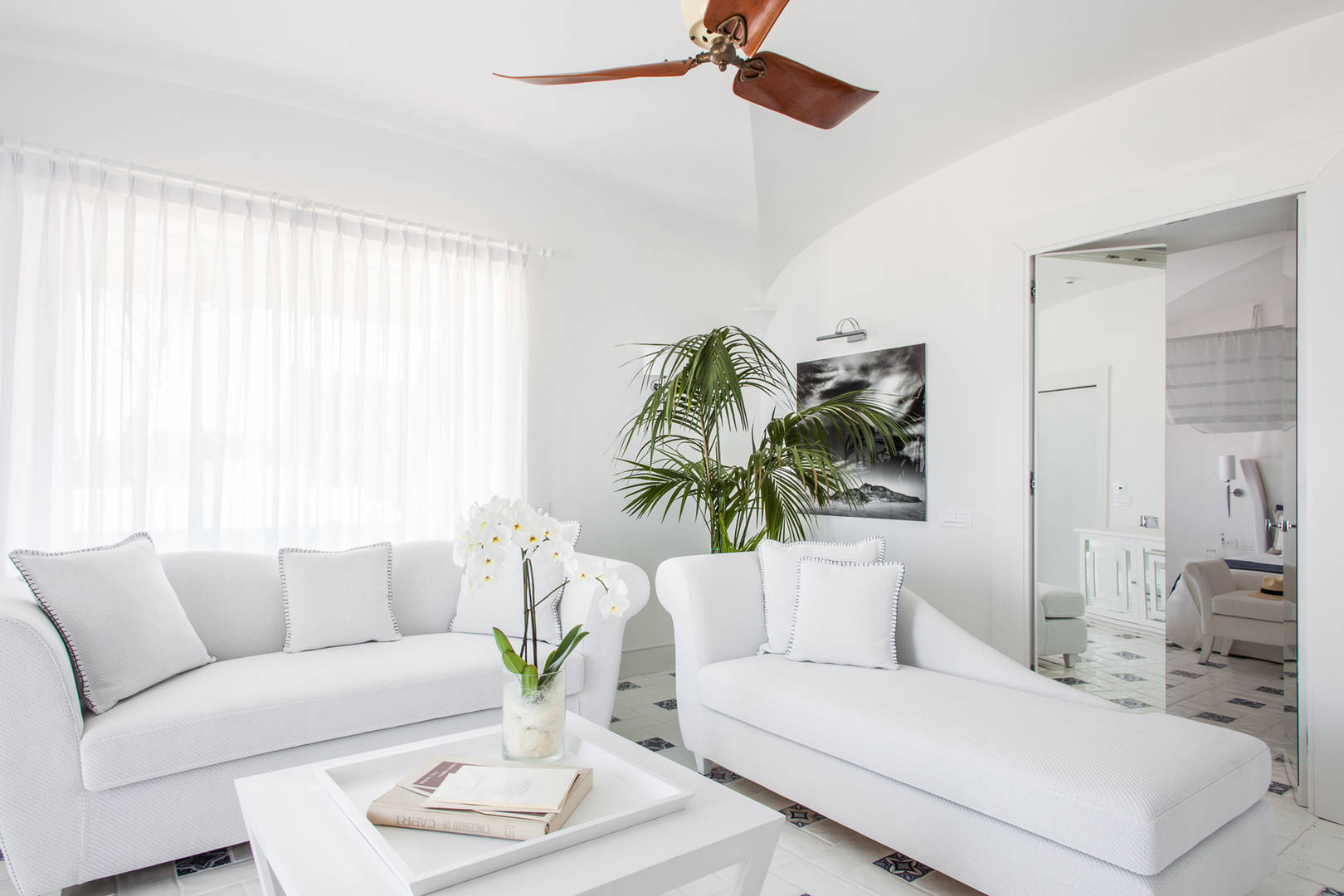 Capritouch Executive Livingroom