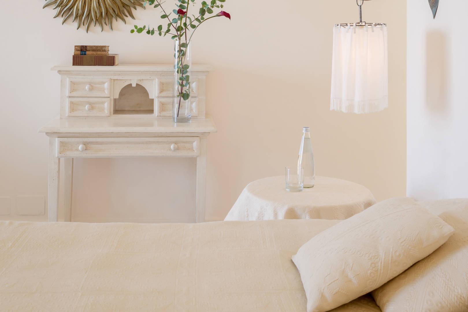 Capri Palace Jumeirah Classic Sea Side Bedroom