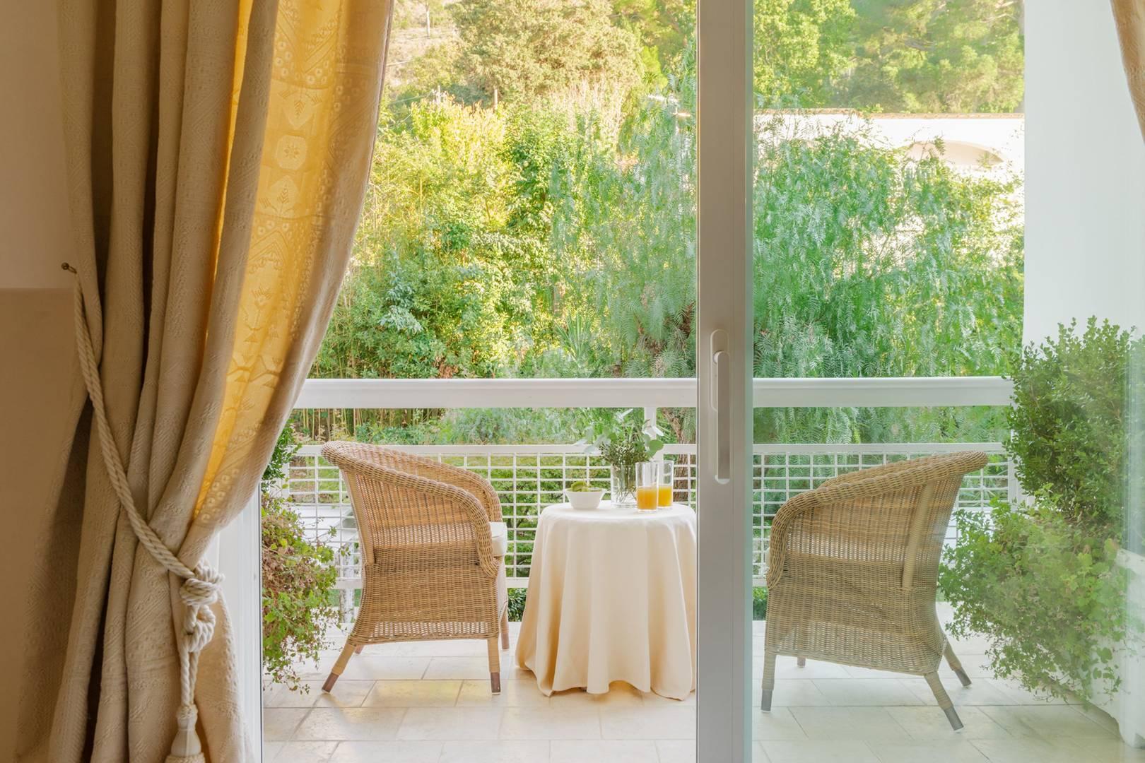 Capri Palace Jumeirah Deluxe Double Garden Side Room