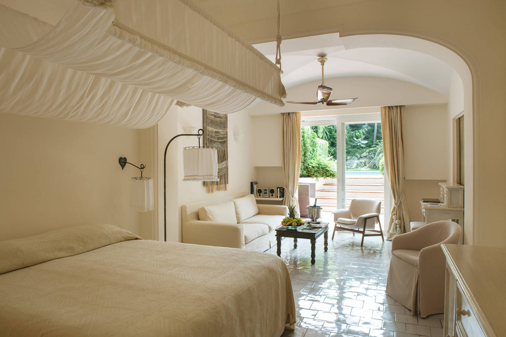 Capri Palace Jumeirah Deluxe Room with Private pool