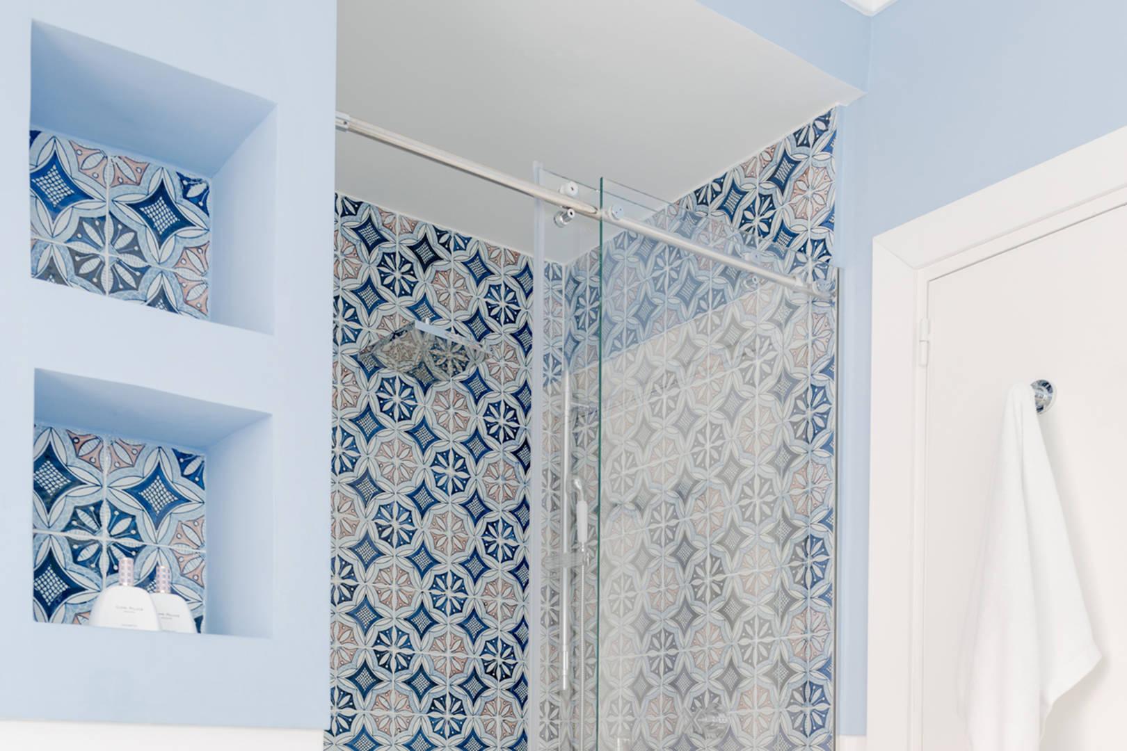 Capri Palace Jumeirah Junior Suite Garden Side Shower
