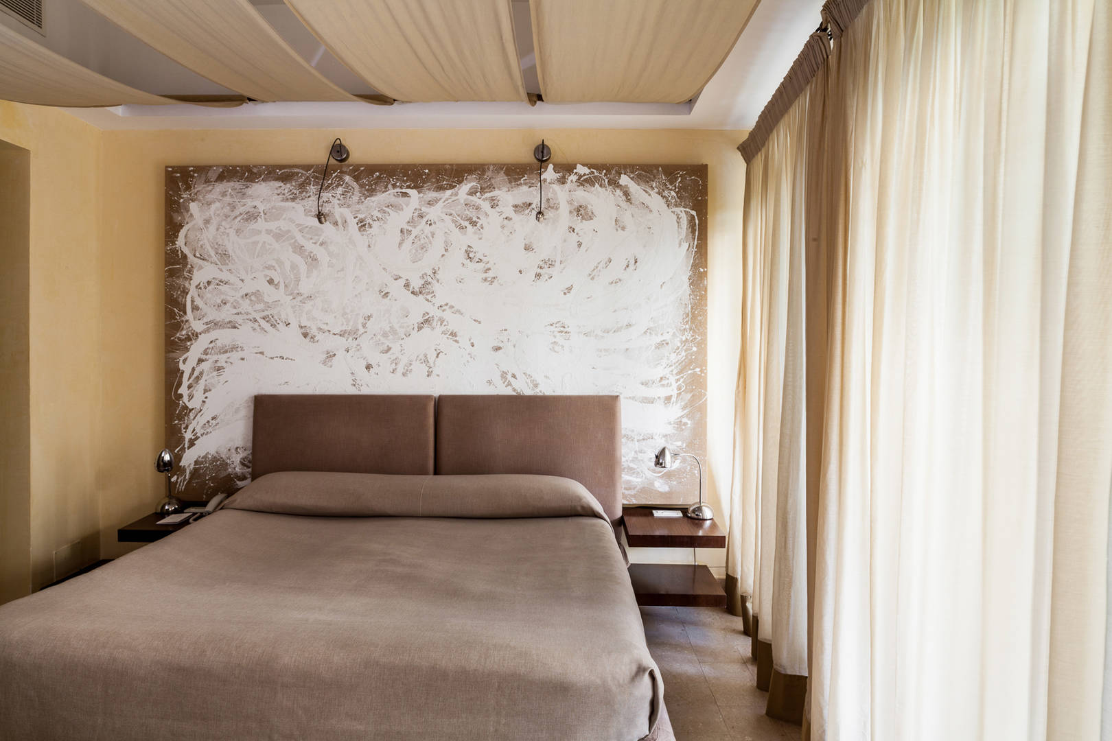 Capri Palace Jumeirah Suites wth Private Pool and Garden Andromeda Bedroom