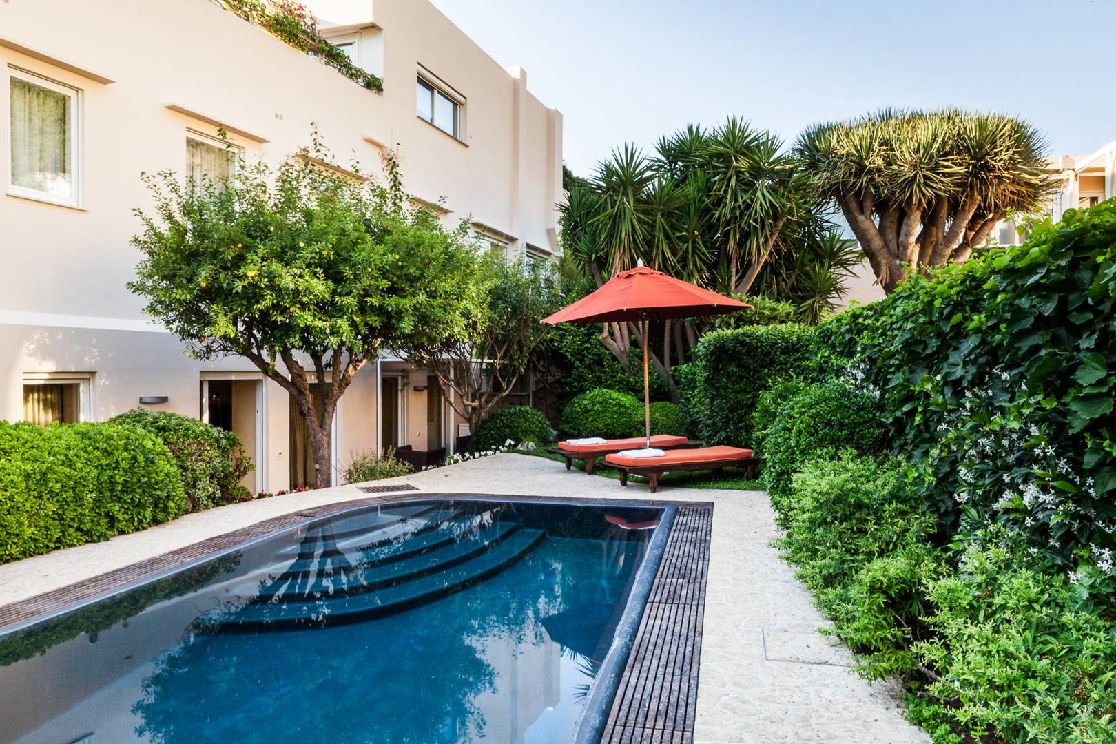 Capri Palace Jumeirah Suites wth Private Pool and Garden Andromeda Pool