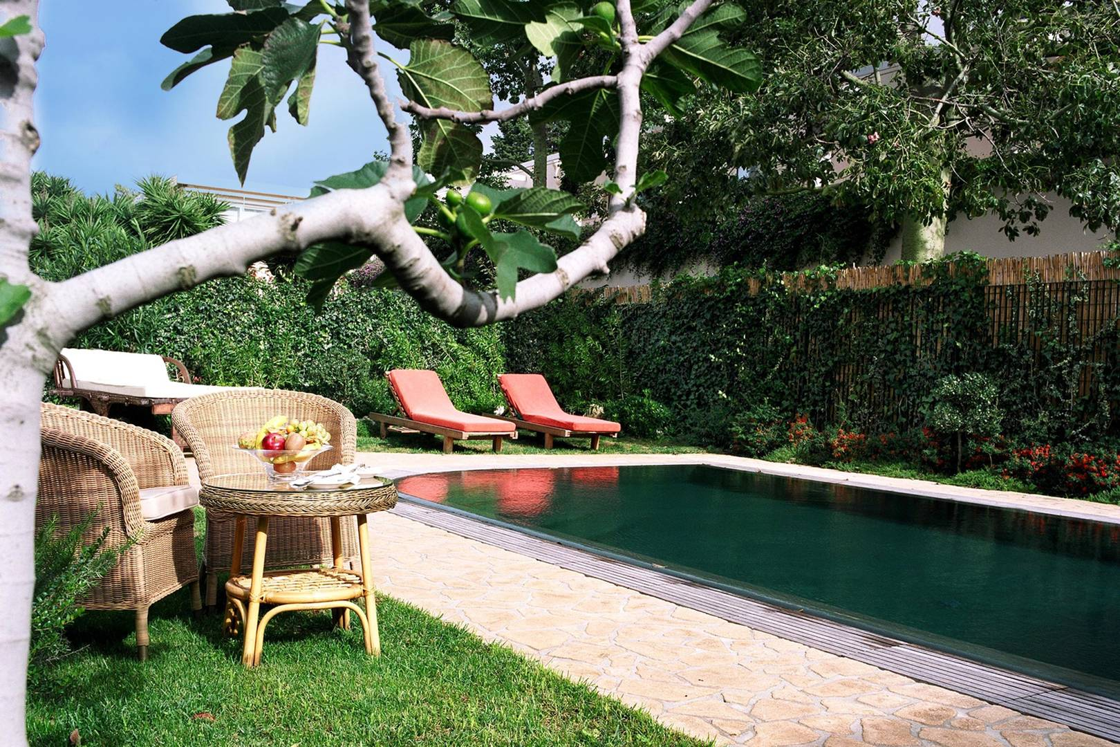 Capri Palace Jumeirah Suites wth Private Pool and Garden Athena Private pool