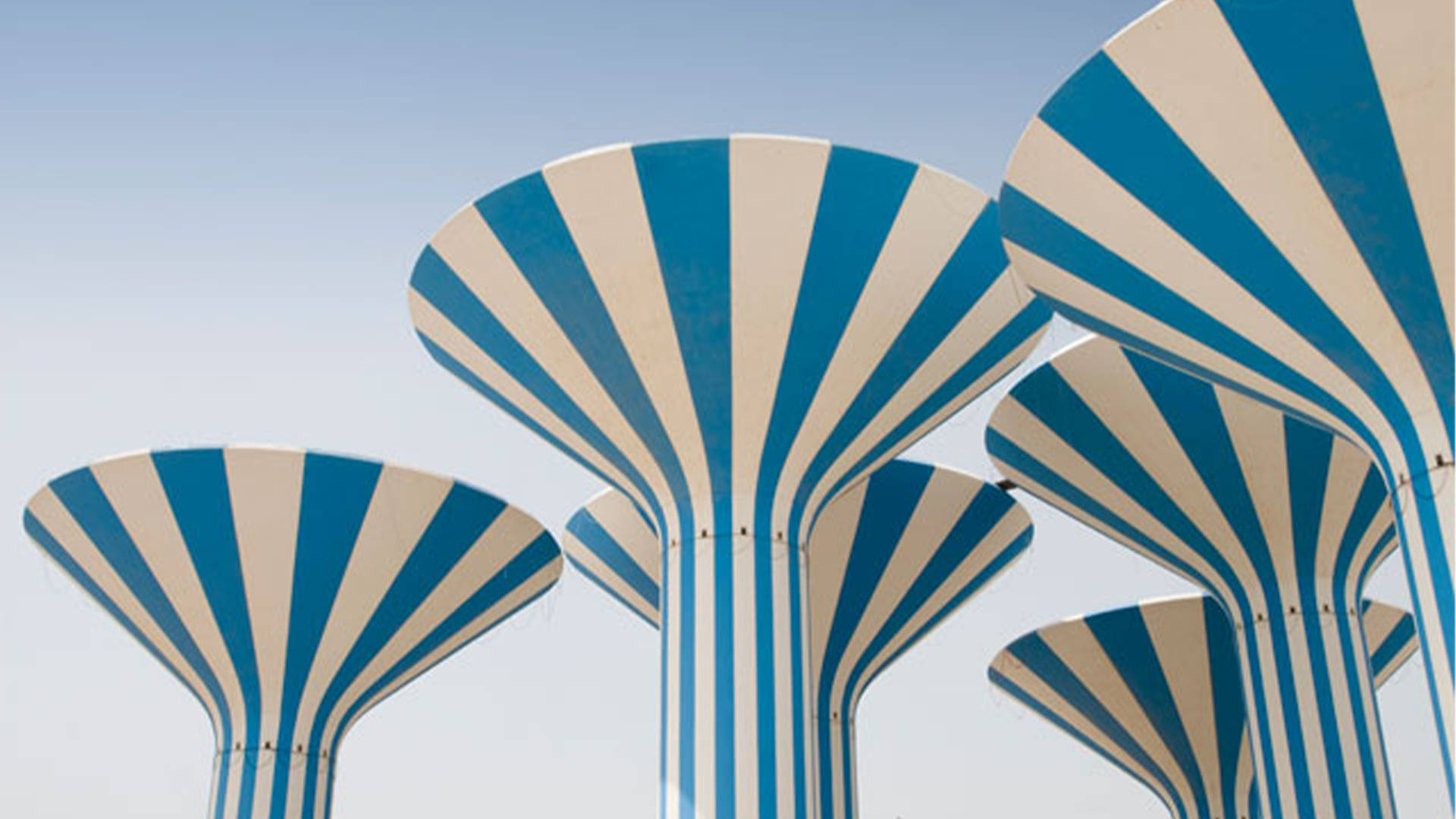 7 reasons you'll fall in love with kuwait water towers