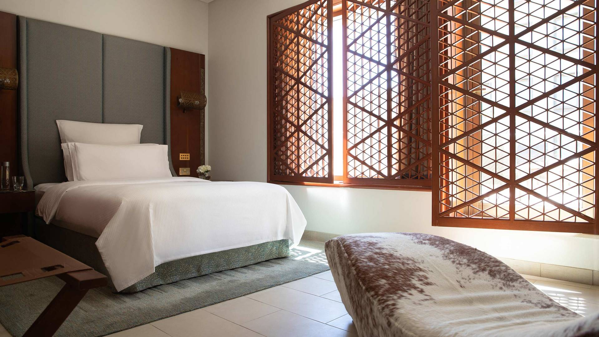 Jumeirah Messilah Beach Hotel three bedroom Villa