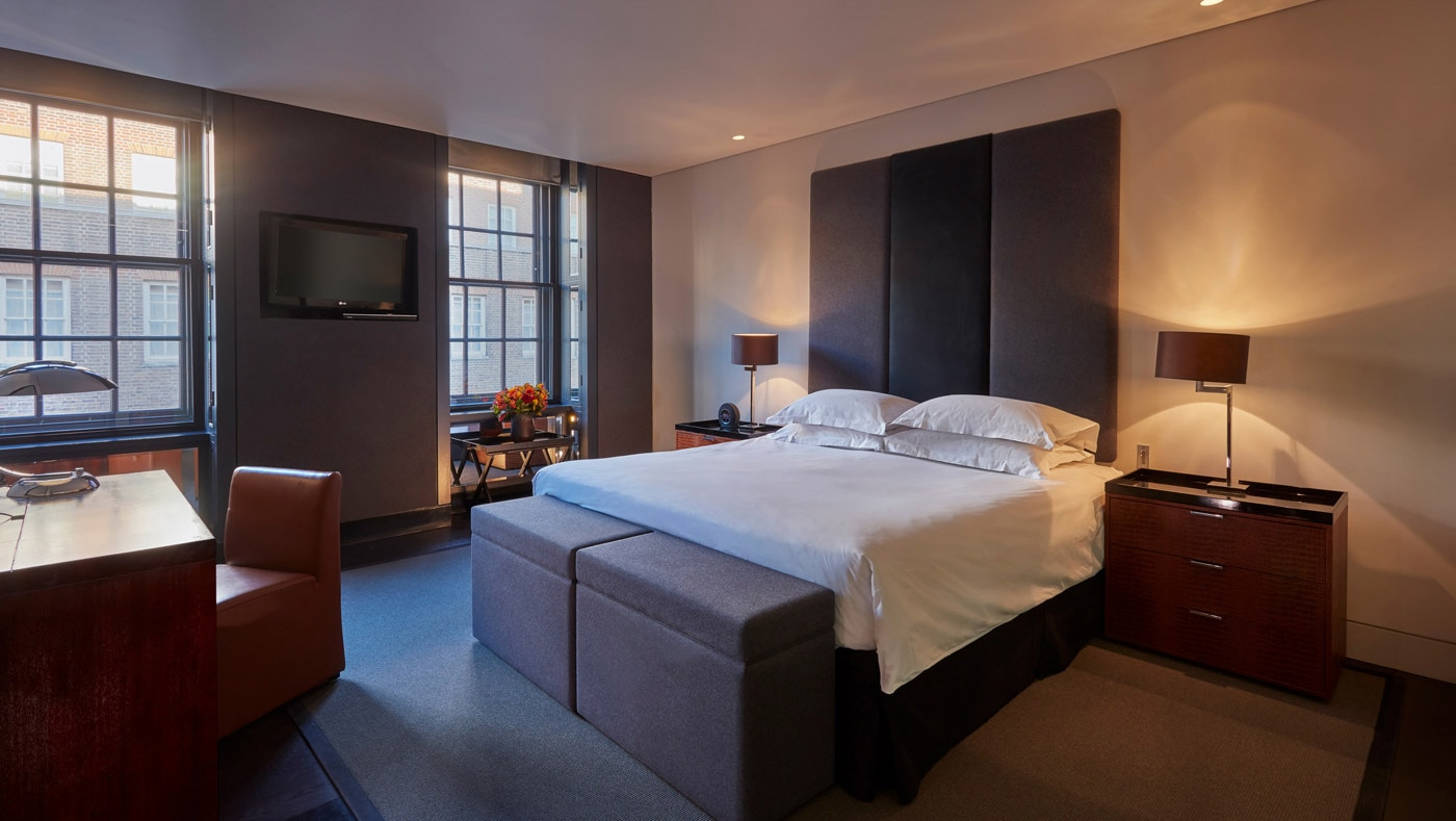 Bedroom 2 - Hyde Park Suite