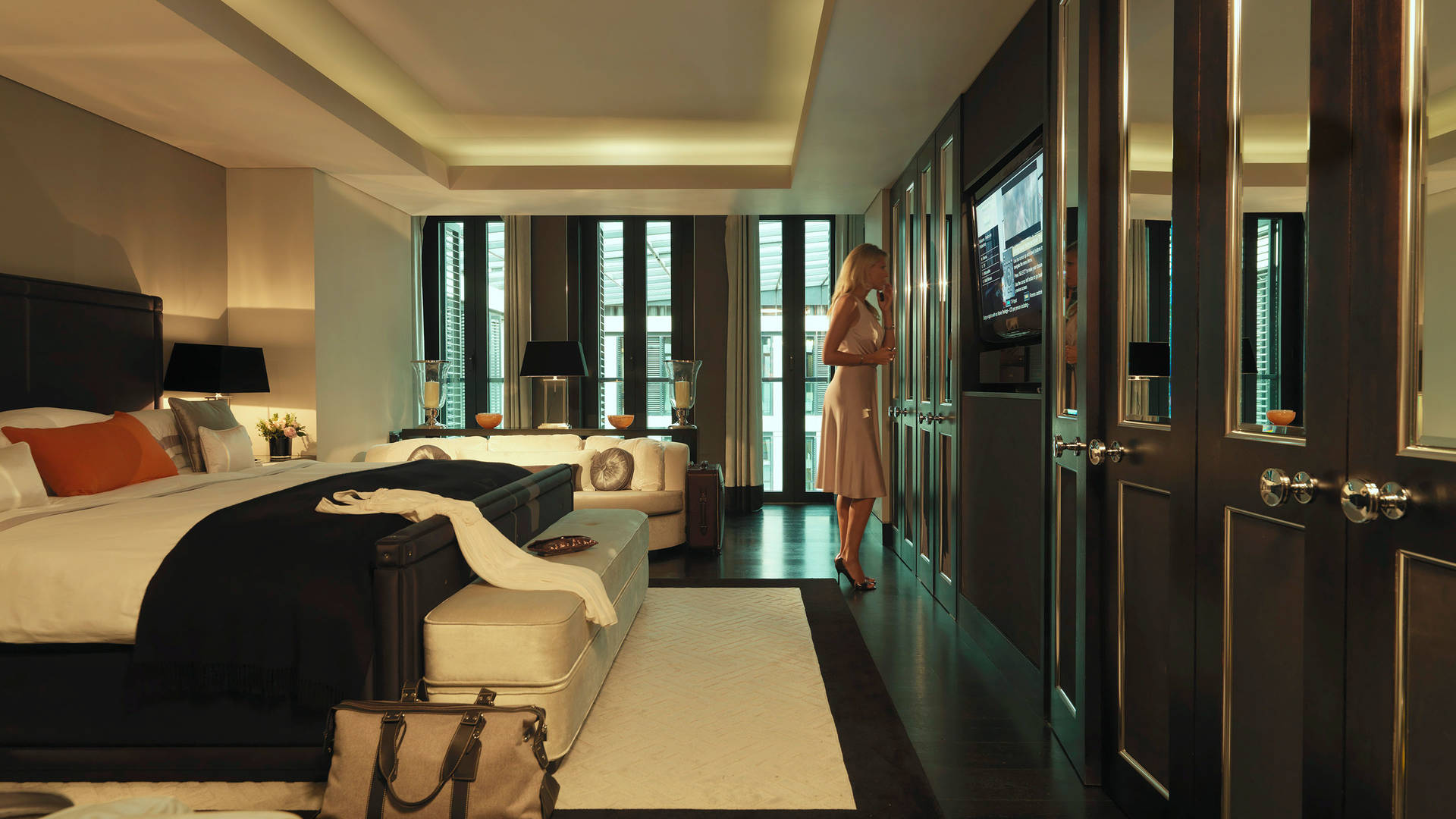grosvenor house suites by jumeirah living mayfair penthouse