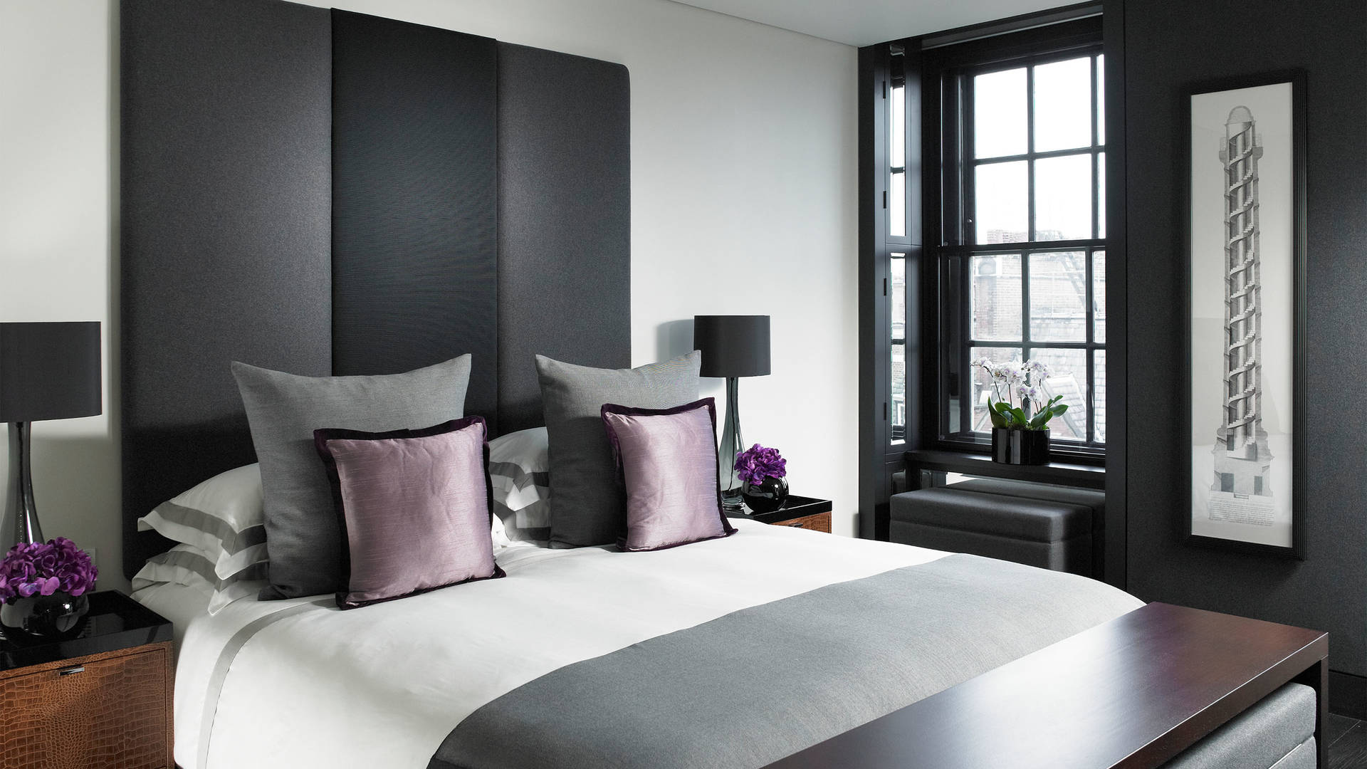 Grosvenor House Suites by Jumeirah Living Sample Bedroom
