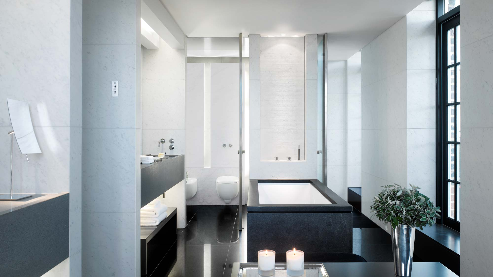 Bathroom - Kensington Penthouse