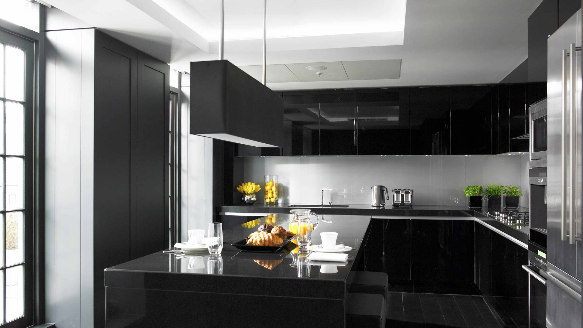 Kitchen - Grosvenor Penthouse