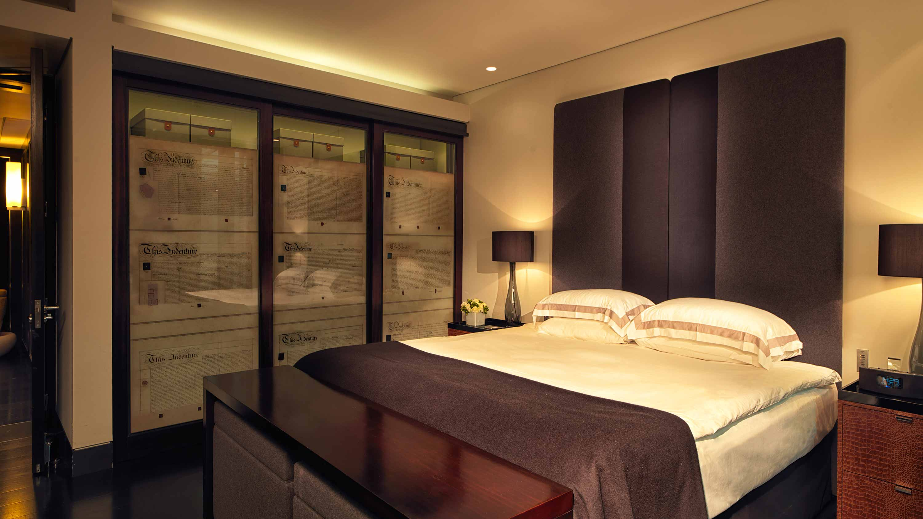 Bedroom 1 - Knightsbridge