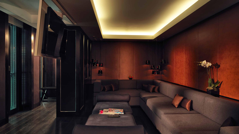 Media Room - Knightsbridge